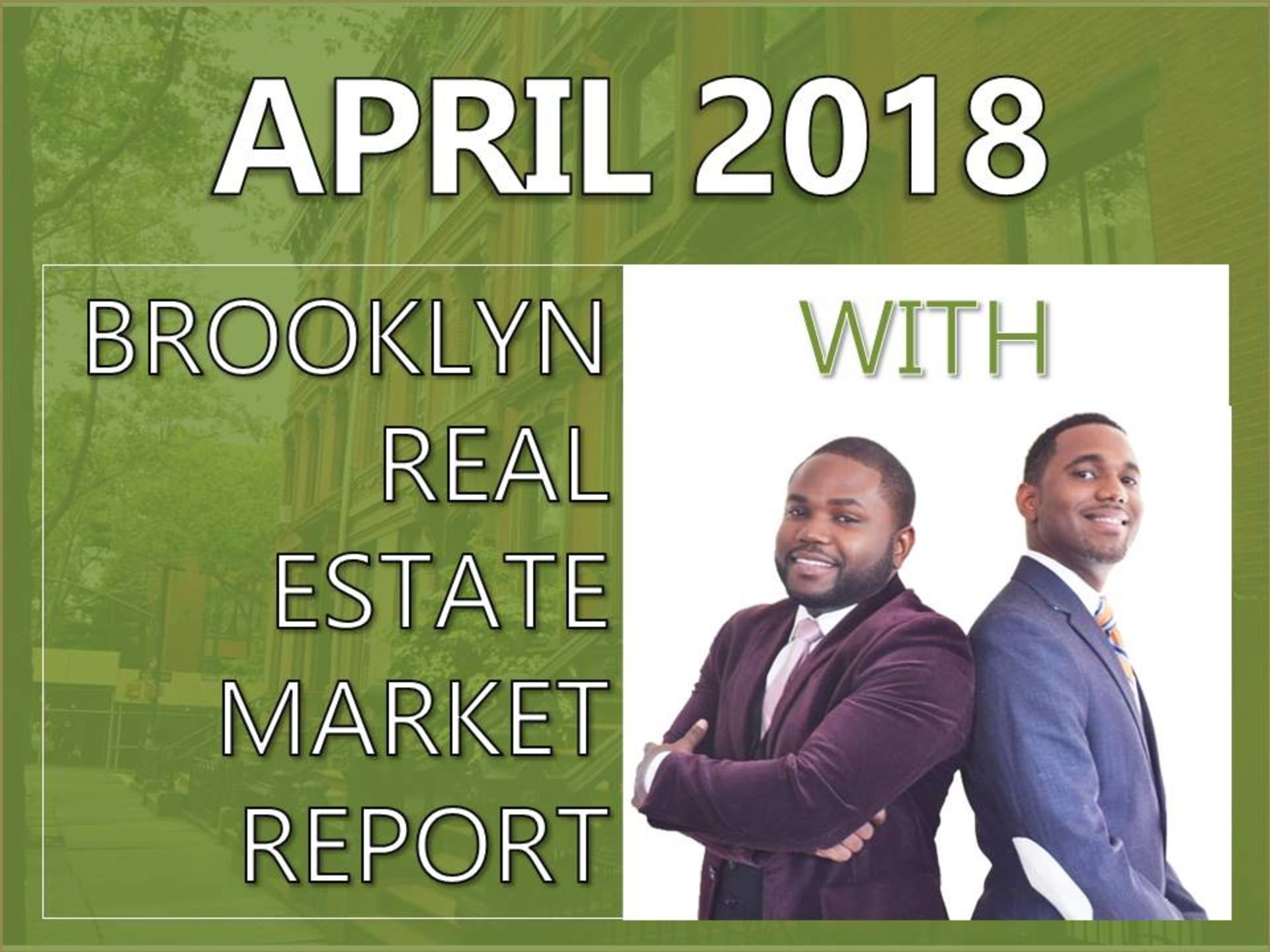 April 2018 Brooklyn Real Estate Market Report