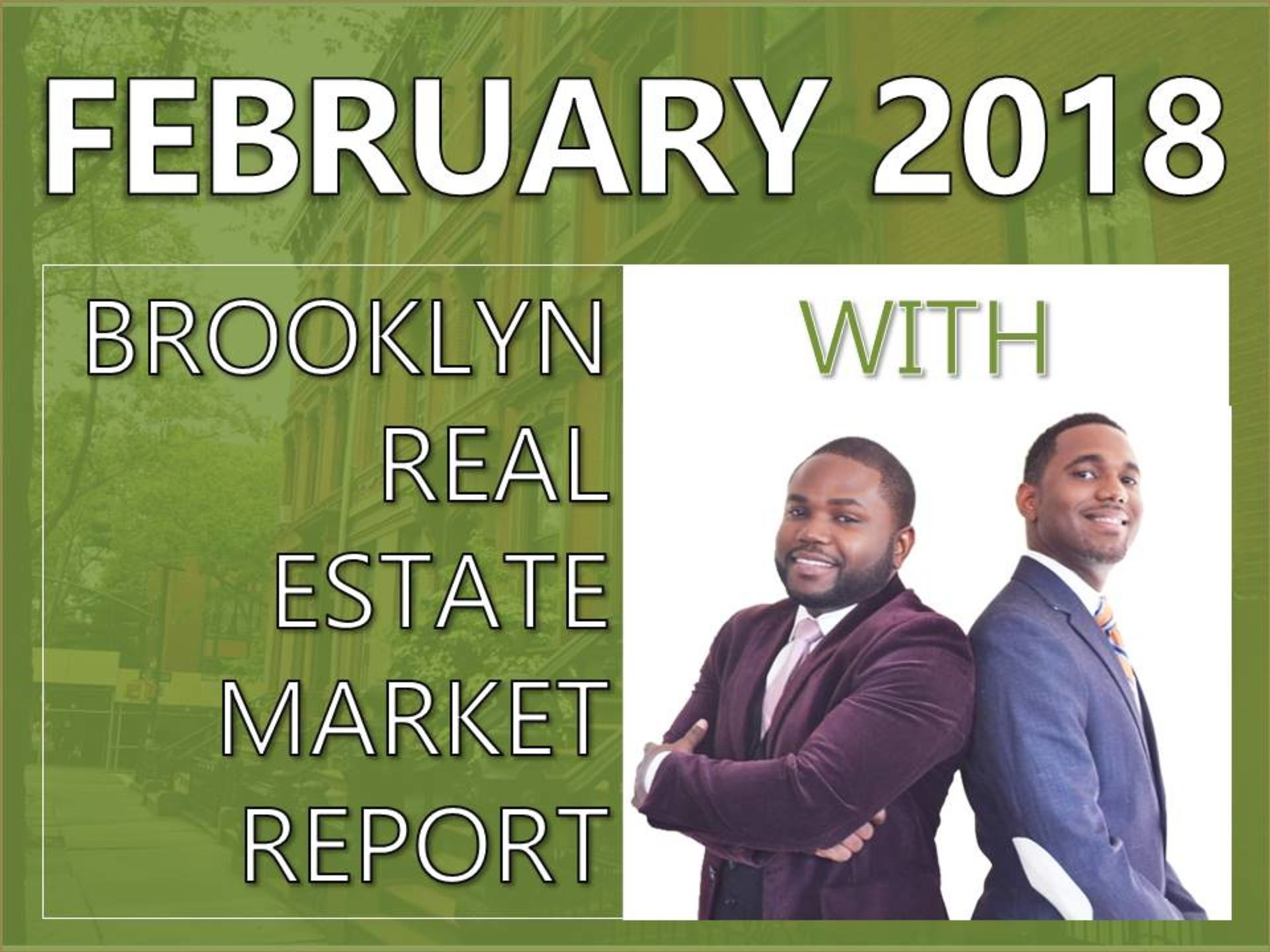February 2018 Brooklyn Real Estate Market Report