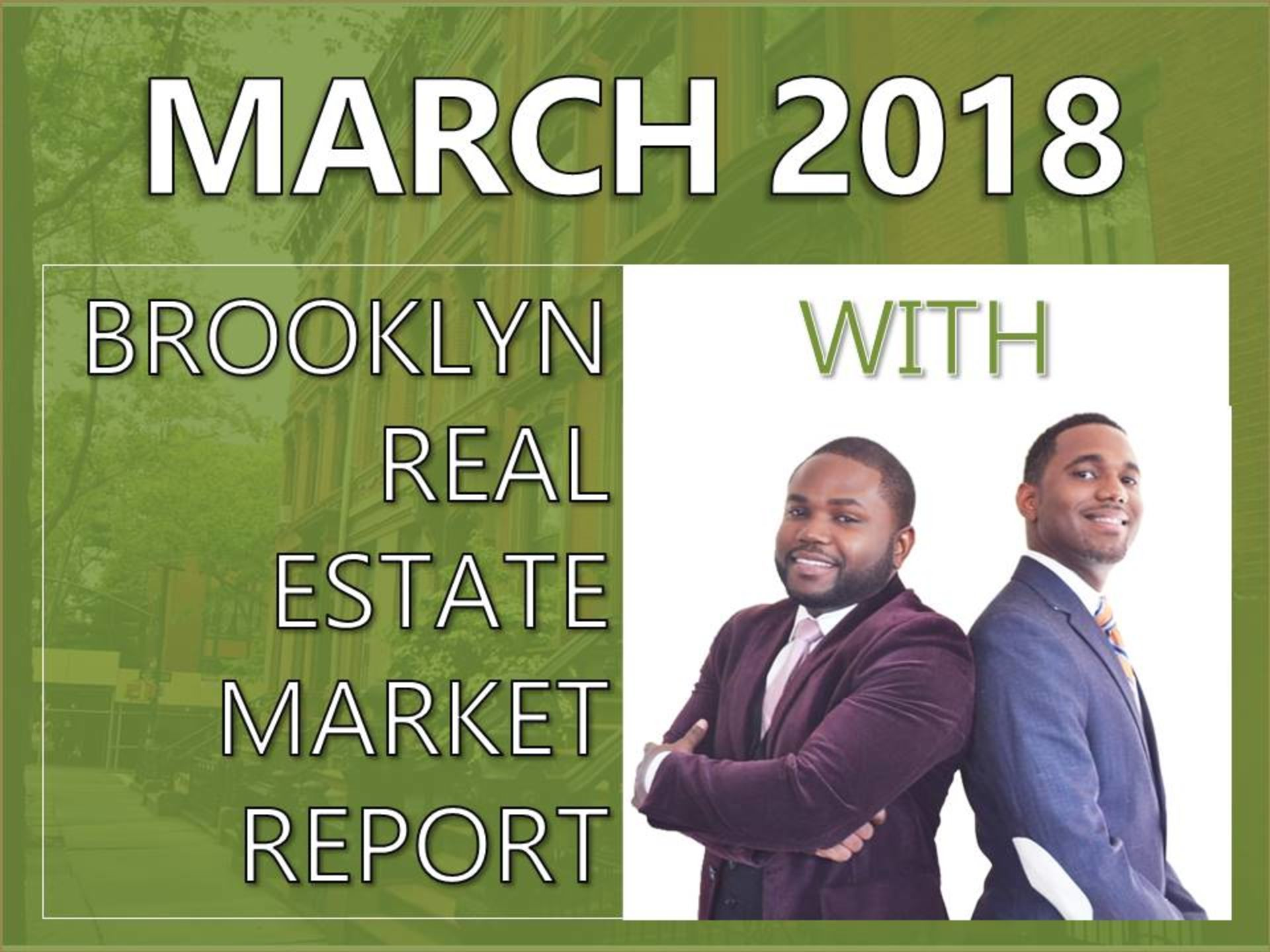 March 2018 Brooklyn Real Estate Market Report