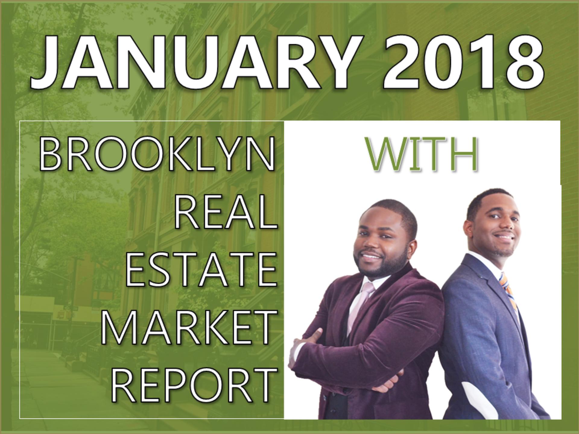 January 2018 Brooklyn Real Estate Market Report