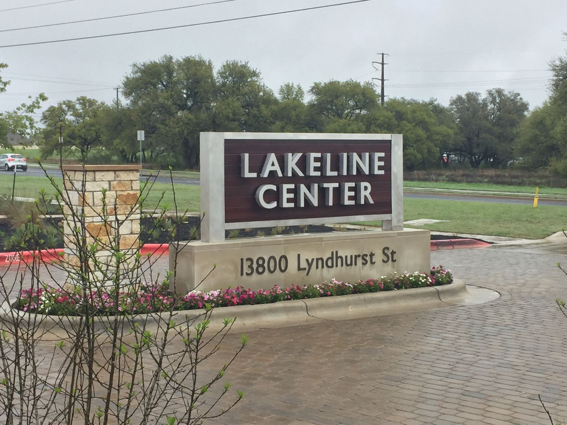 Urban Living in the Suburbs… Lakeline Center