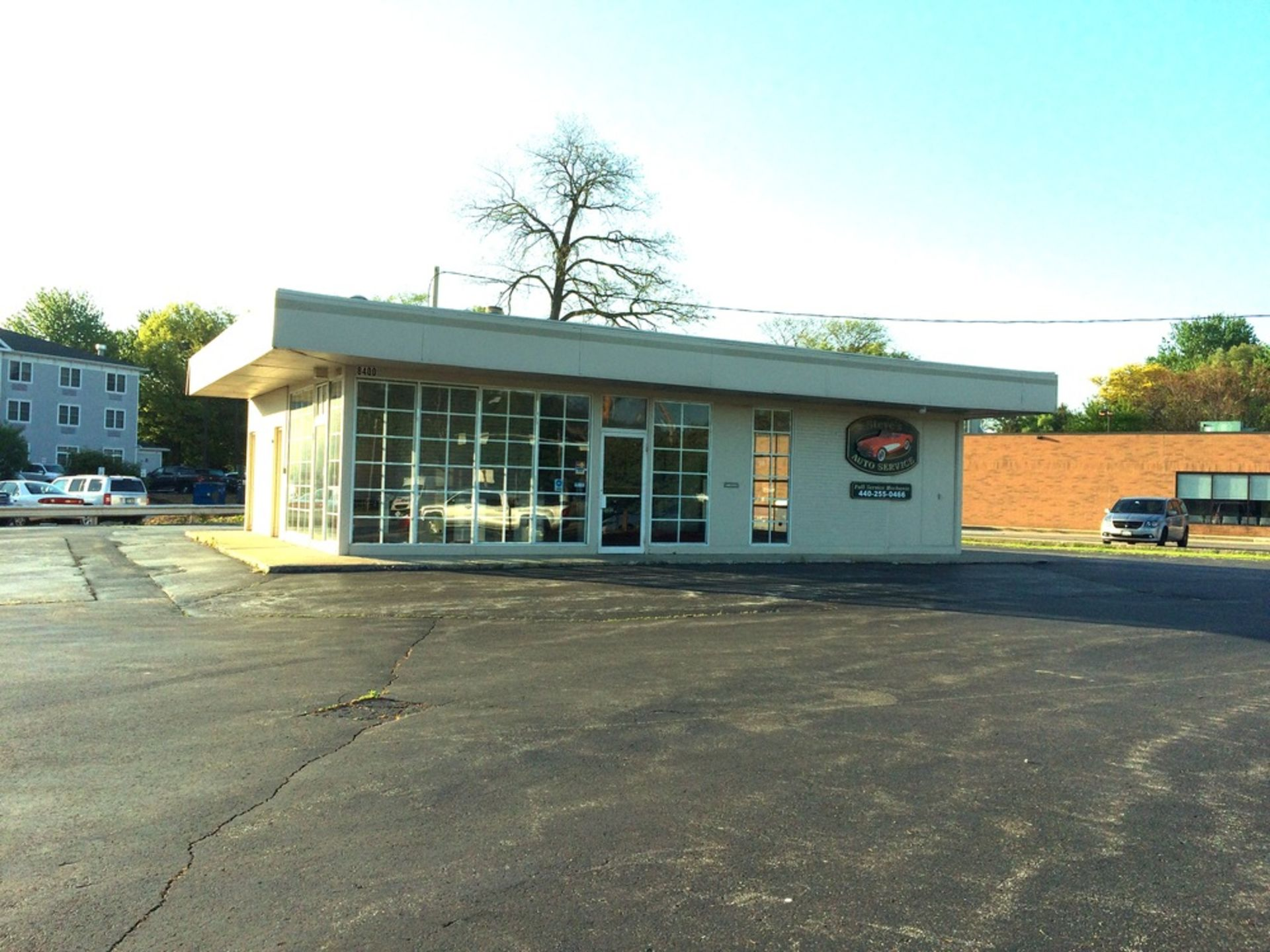 Prime High Traffic Retail Corner for Lease in Mentor Ohio
