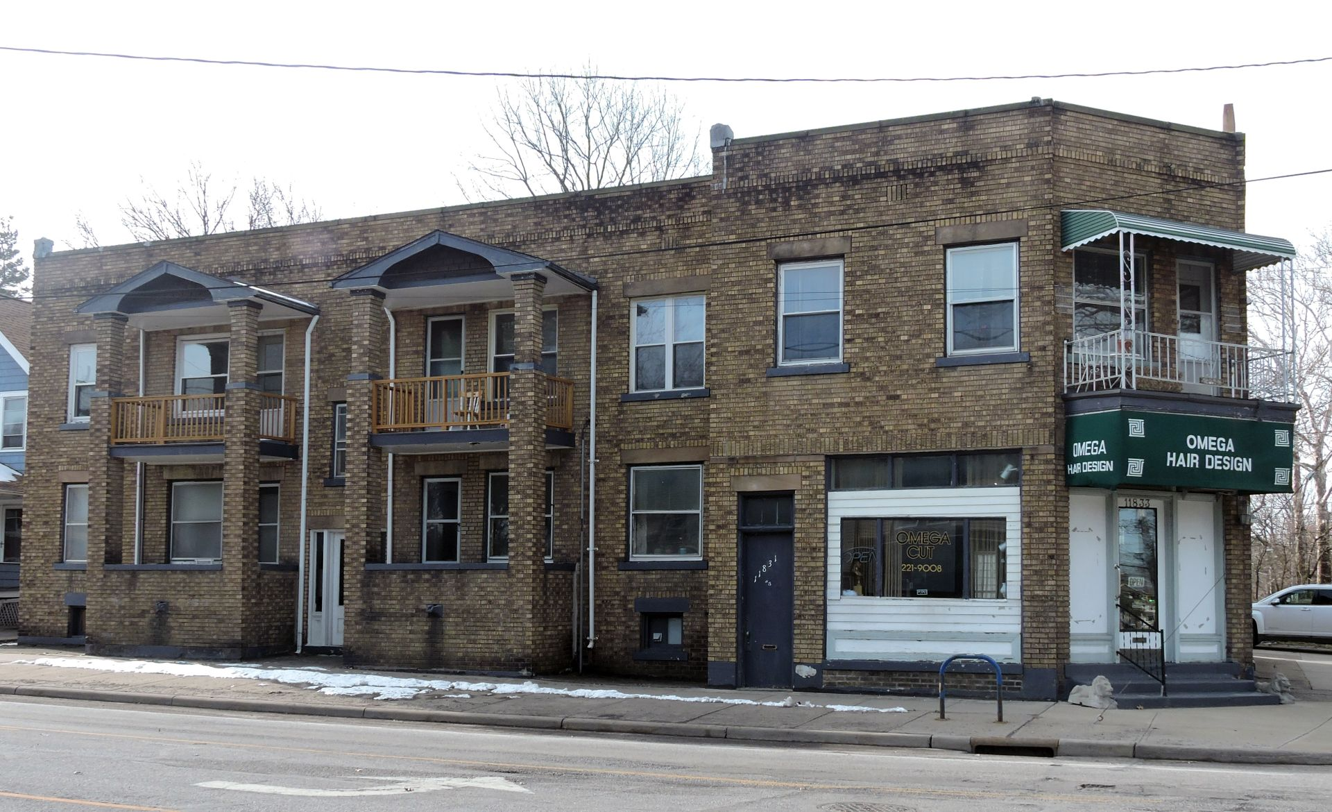 New Multi Family and Retail for Sale in Lakewood Ohio