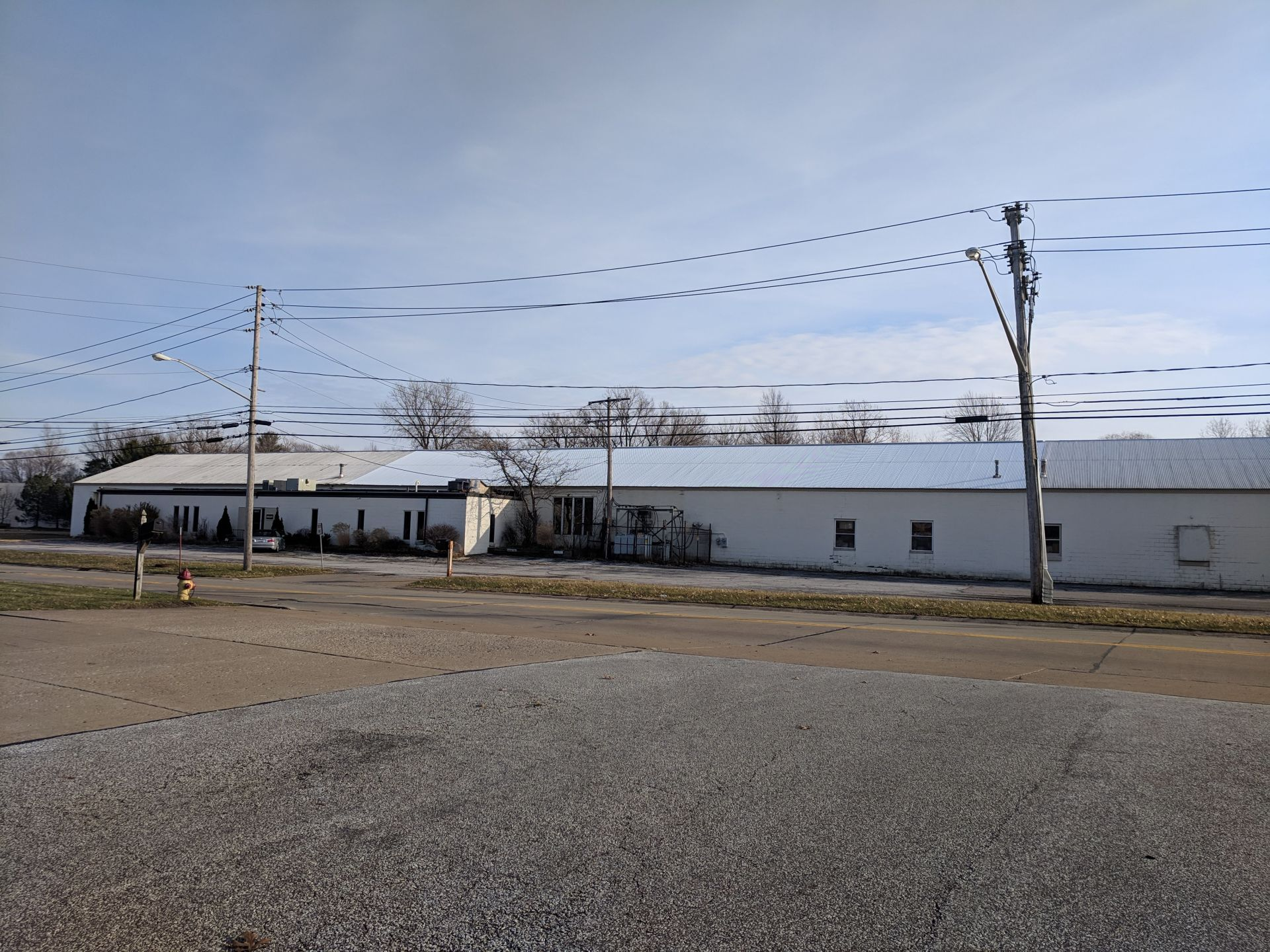 NEW LISTING! High Demand 150,000 SF Industrial Space for Sale or lease in Mentor, Ohio