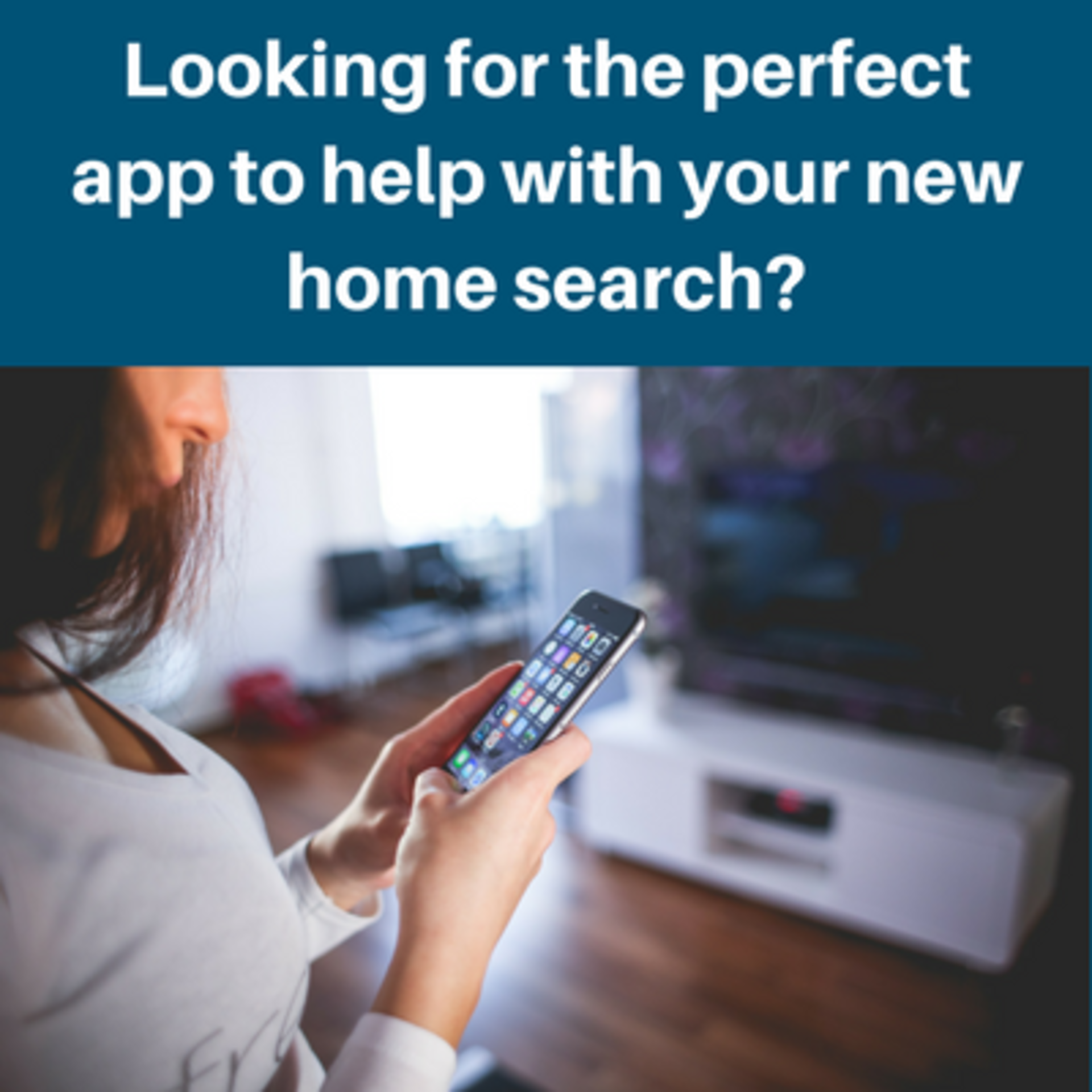 How App Technology Affects Shopping For Your Home