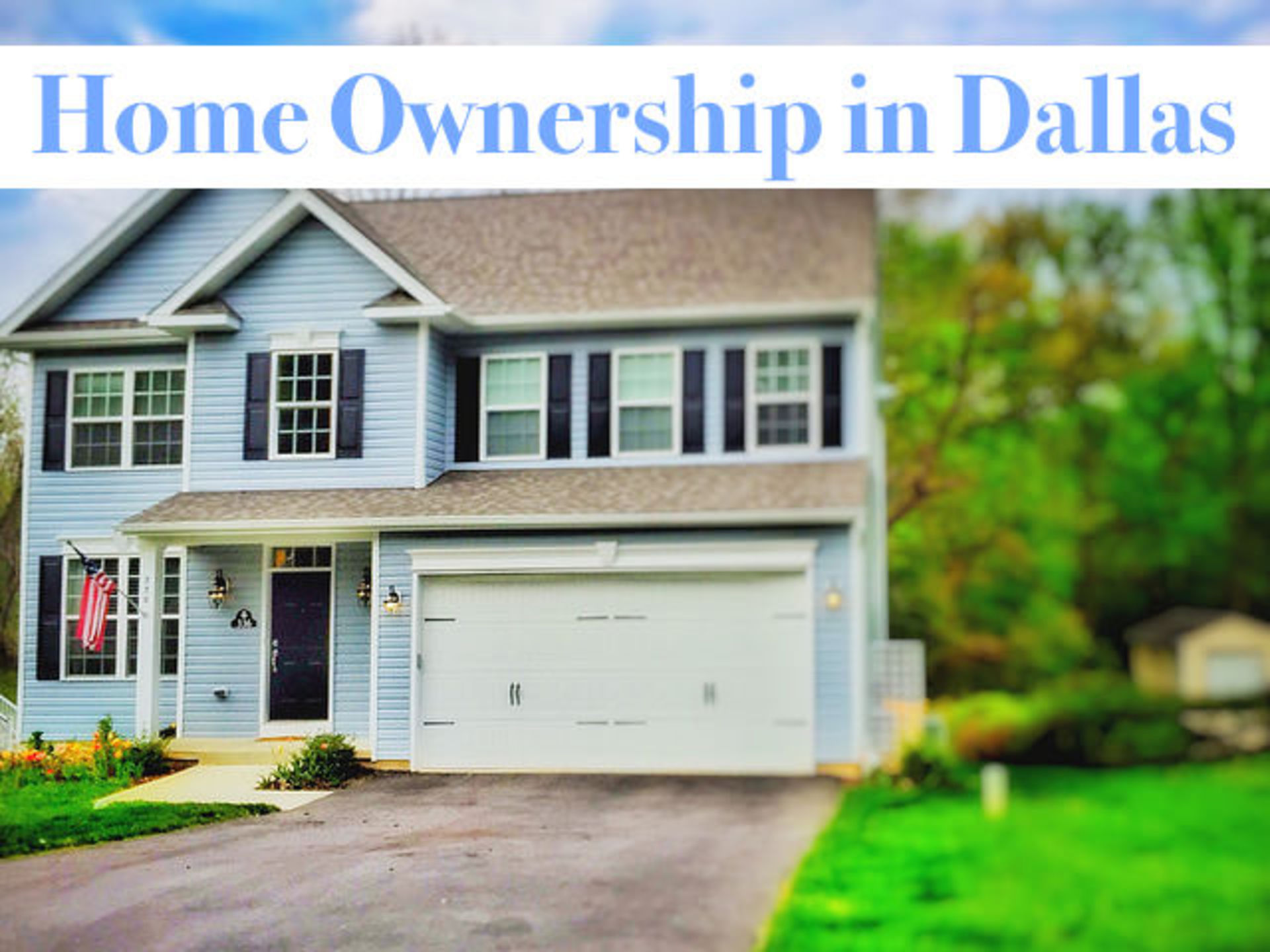 Homeownership in Dallas—and a Benefit for Children