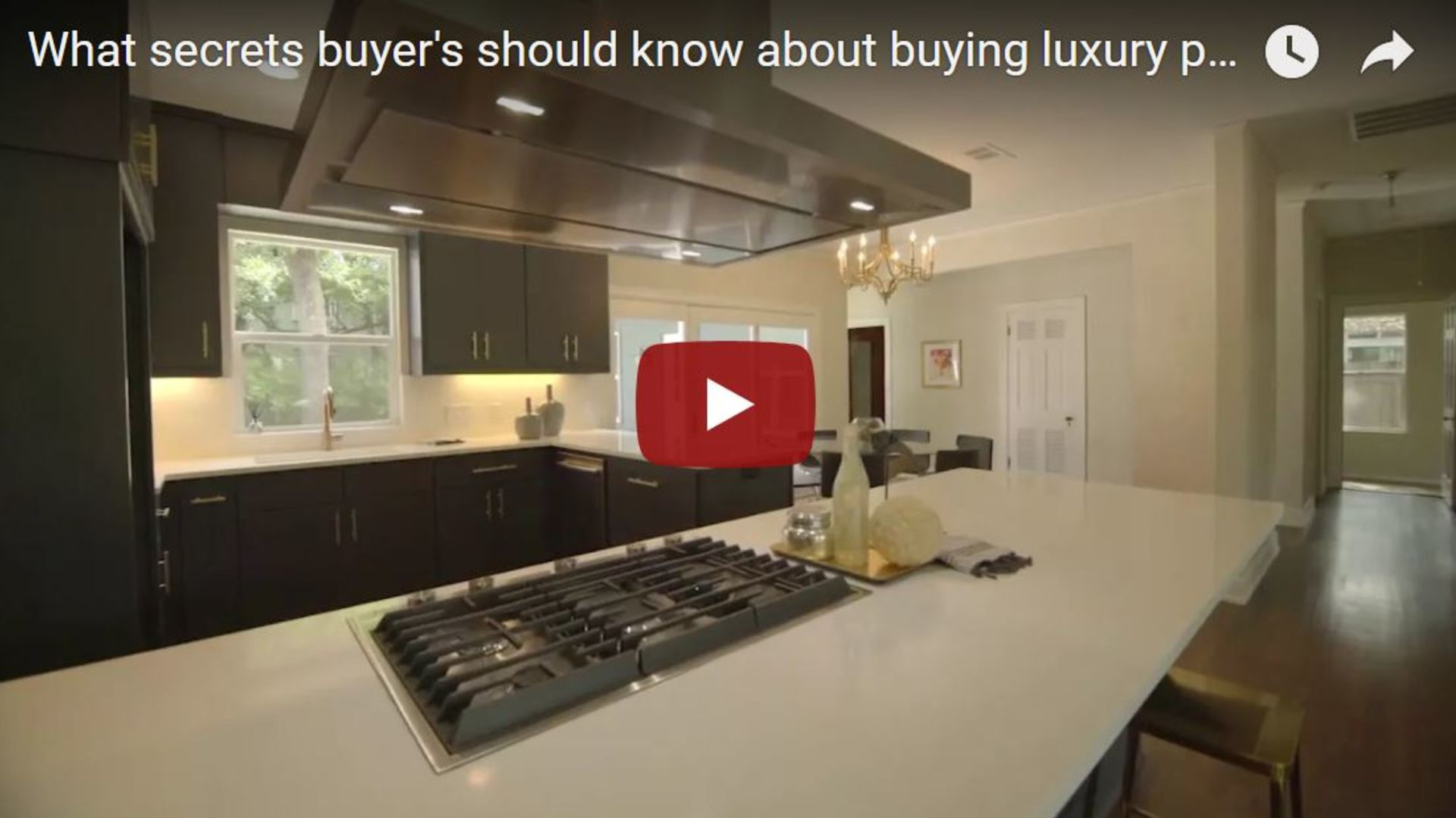 What secrets buyer's should know about buying luxury properties?