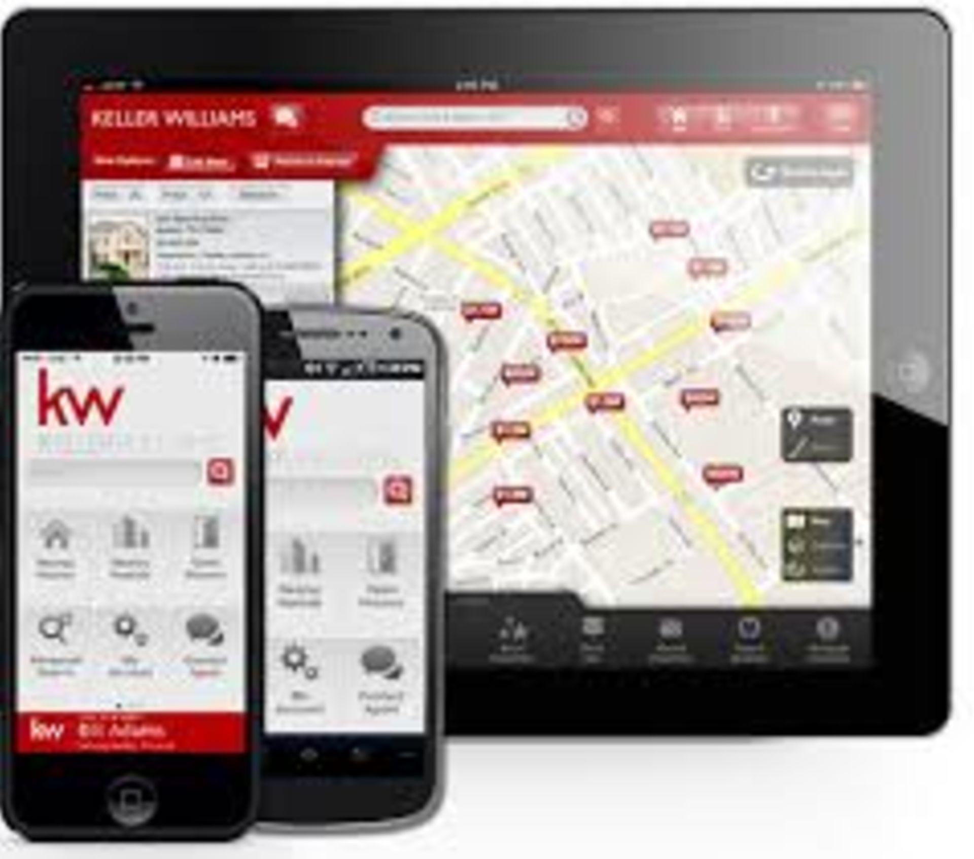 Download the KW App