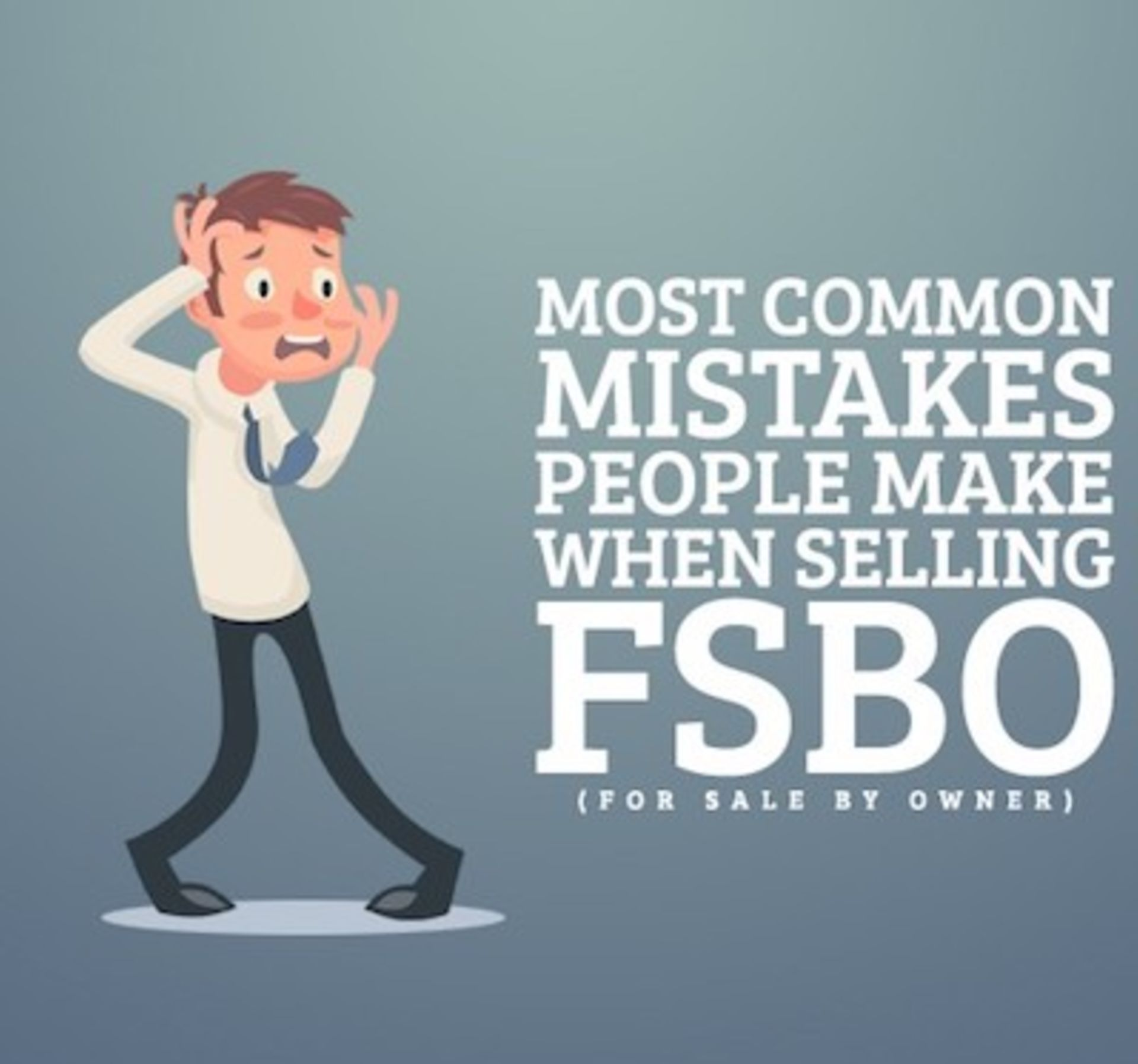 Most Common Mistakes When Selling On Your Own!