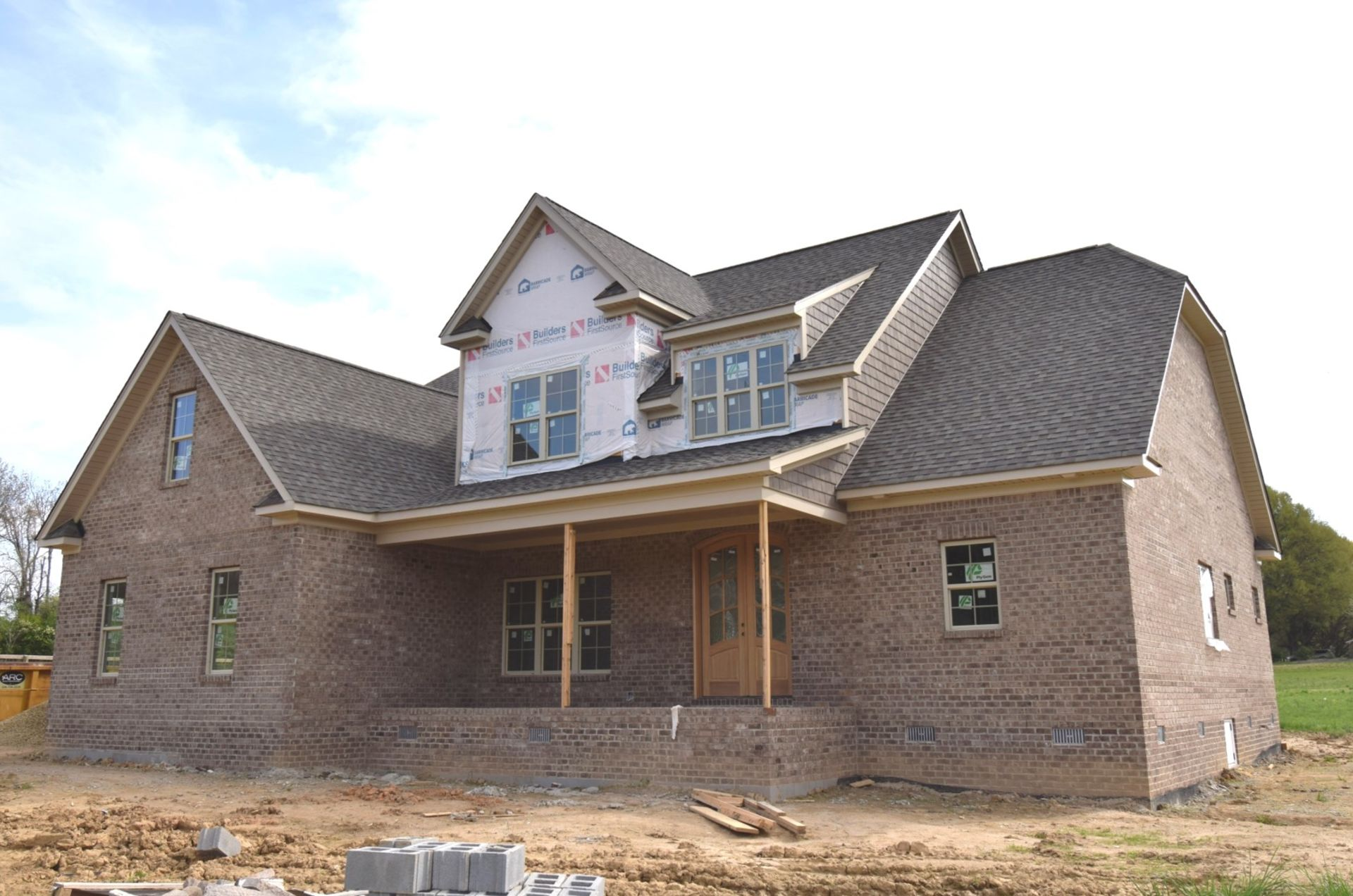 New Home Under Construction in the Reserve!