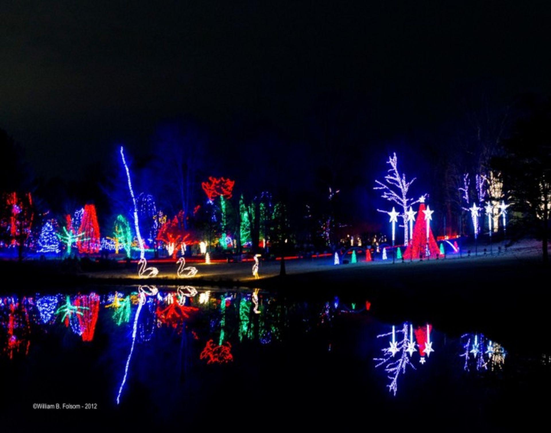 Best Christmas Light Displays in Northern Virginia