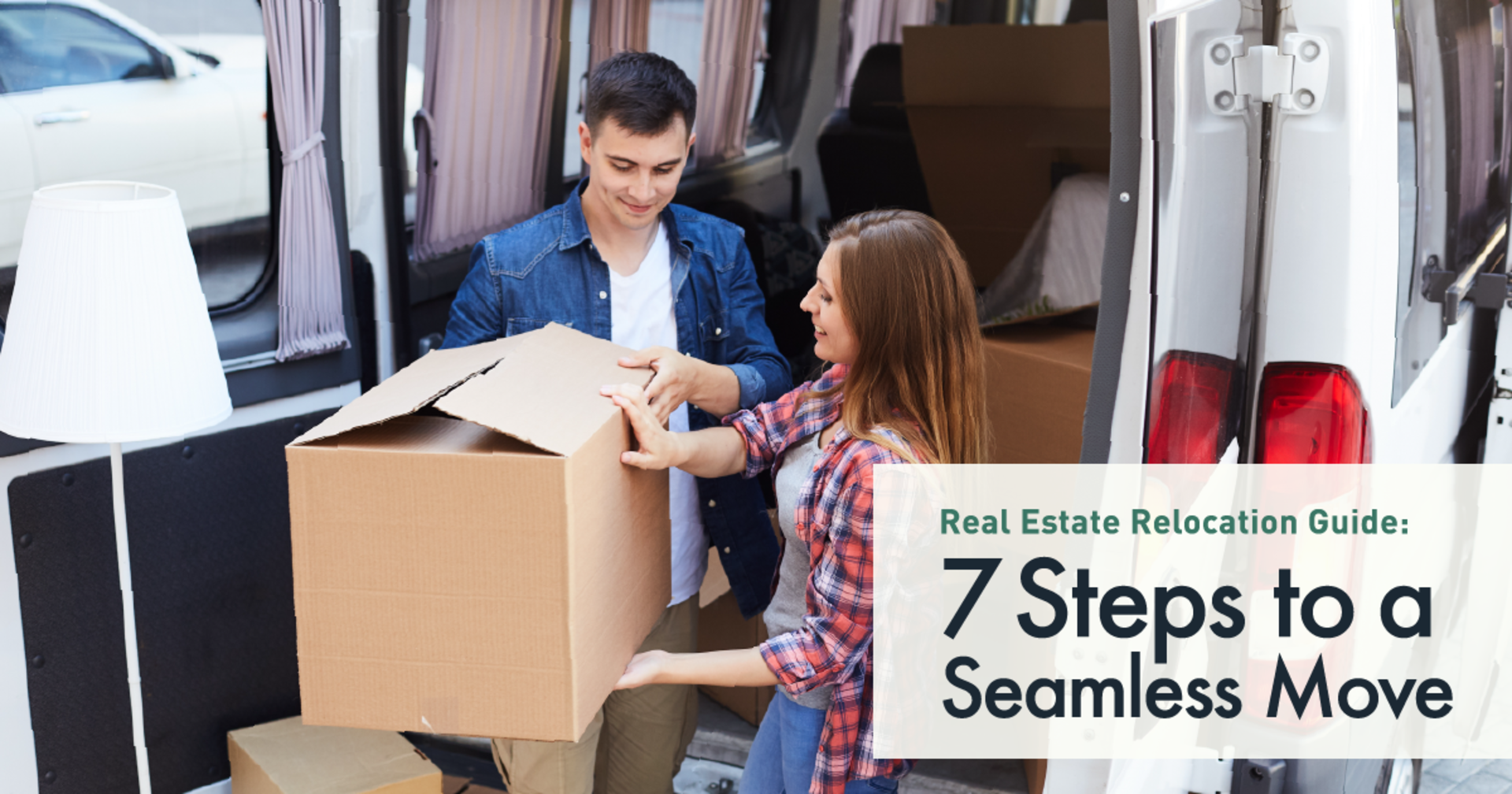 Real Estate Relocation Guide: 7 Steps to a Seamless Move