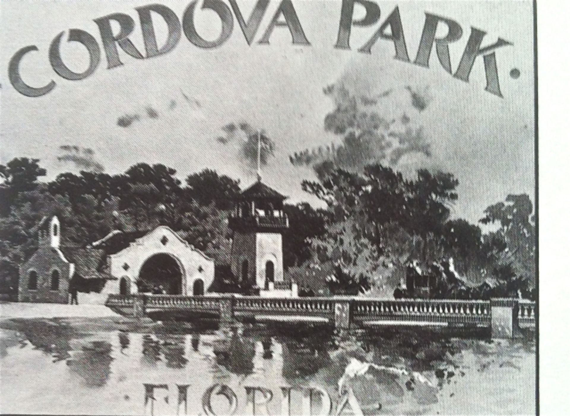 WHY IS IT CALLED CORDOVA PARK?