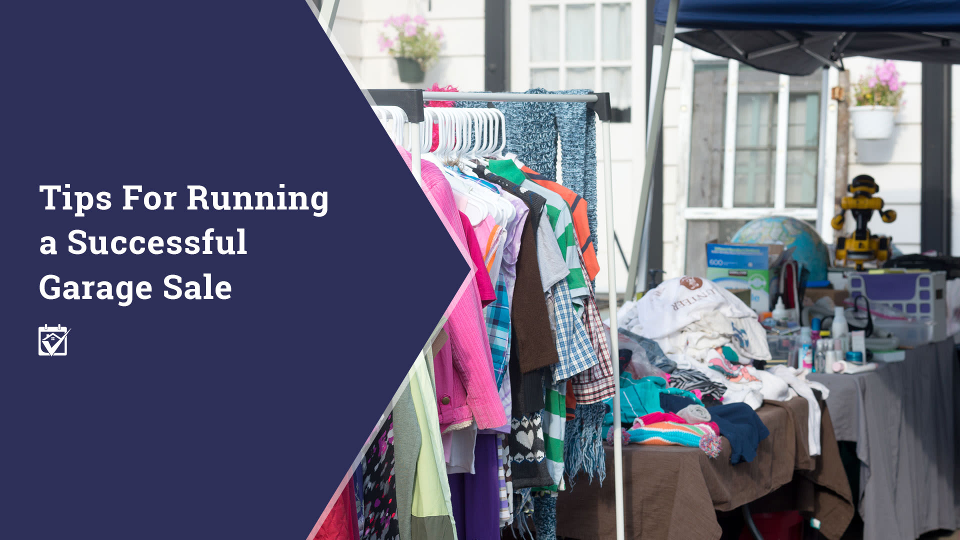 Tips For Running a Successful Garage Sale