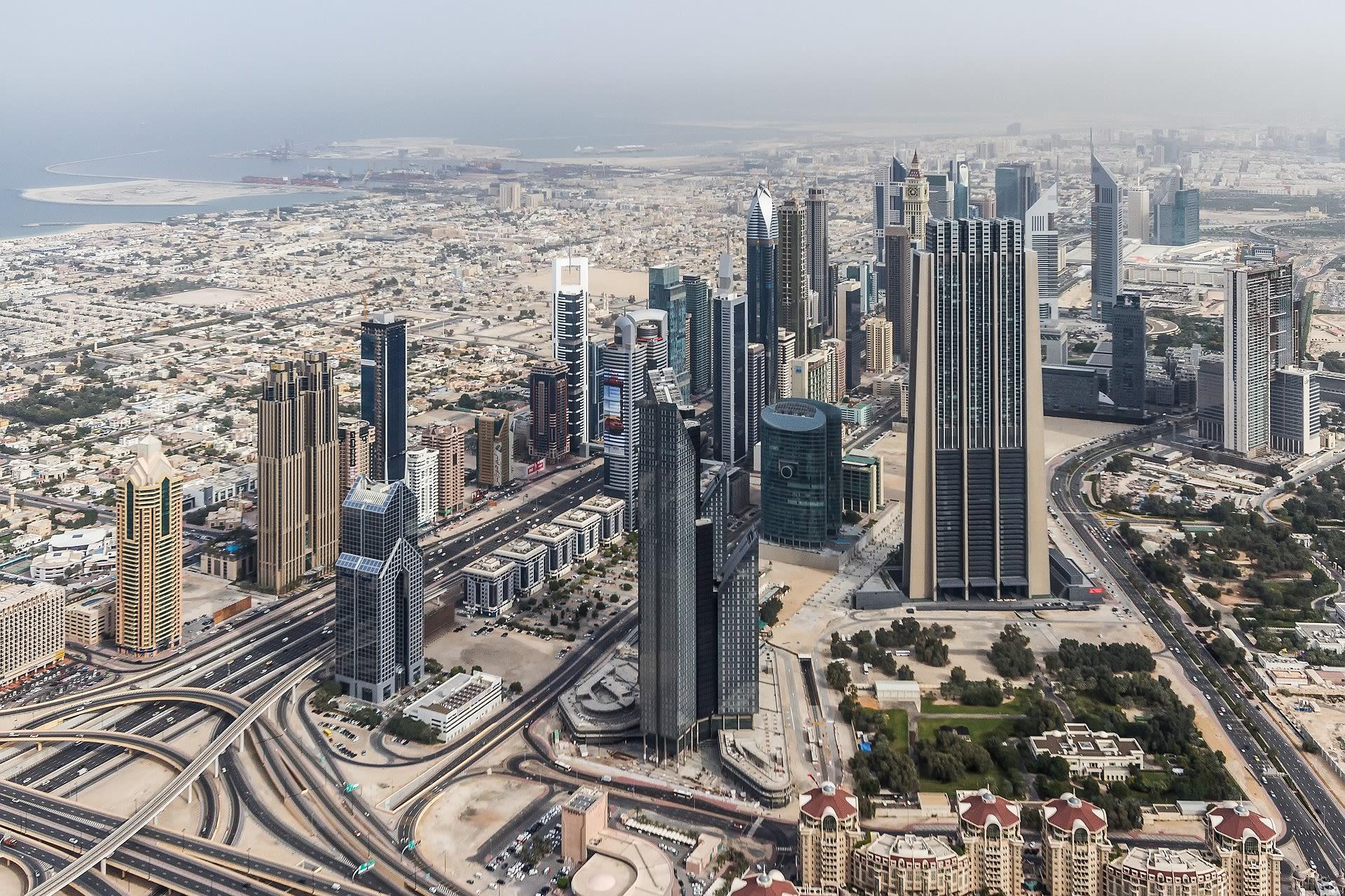 Dubai's Plans for $2 Billion Tech-driven Mega Mall