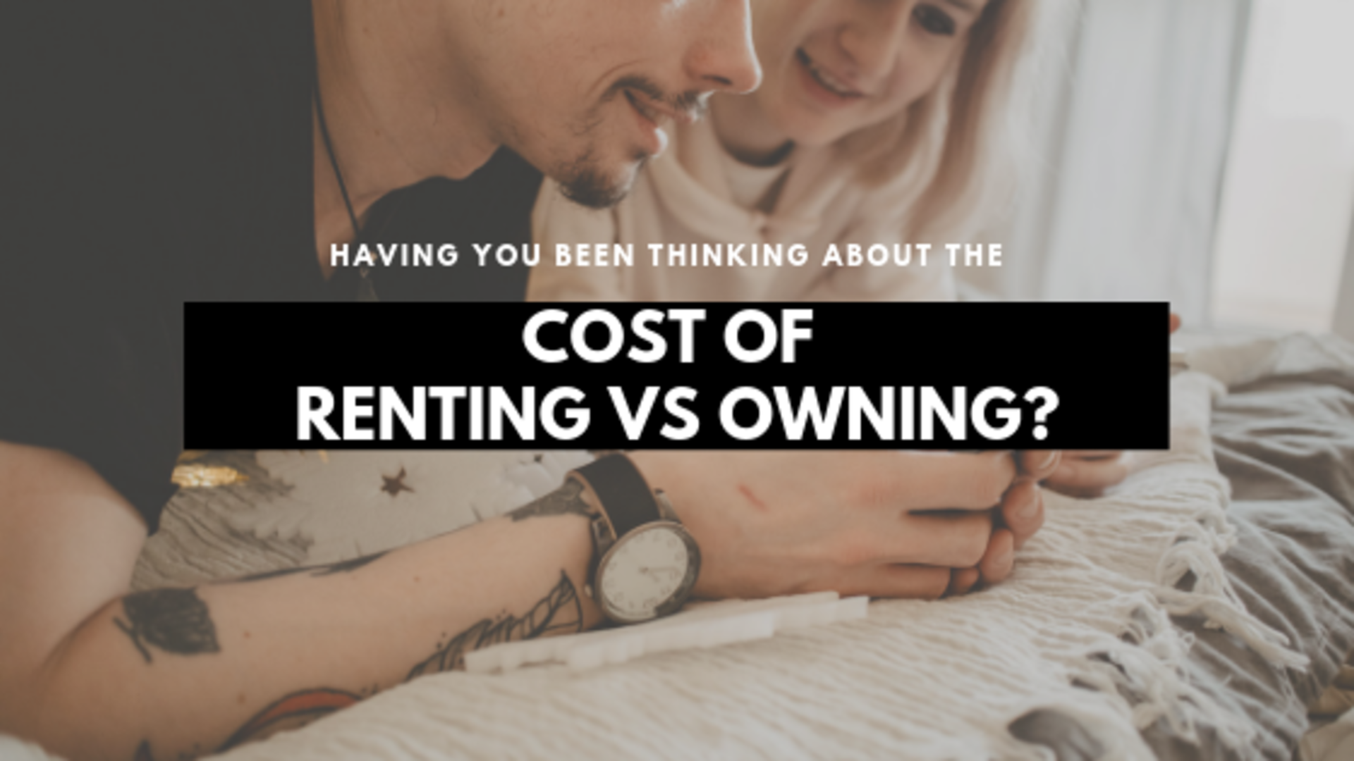 True Cost of Renting vs Owning in the Bay Area