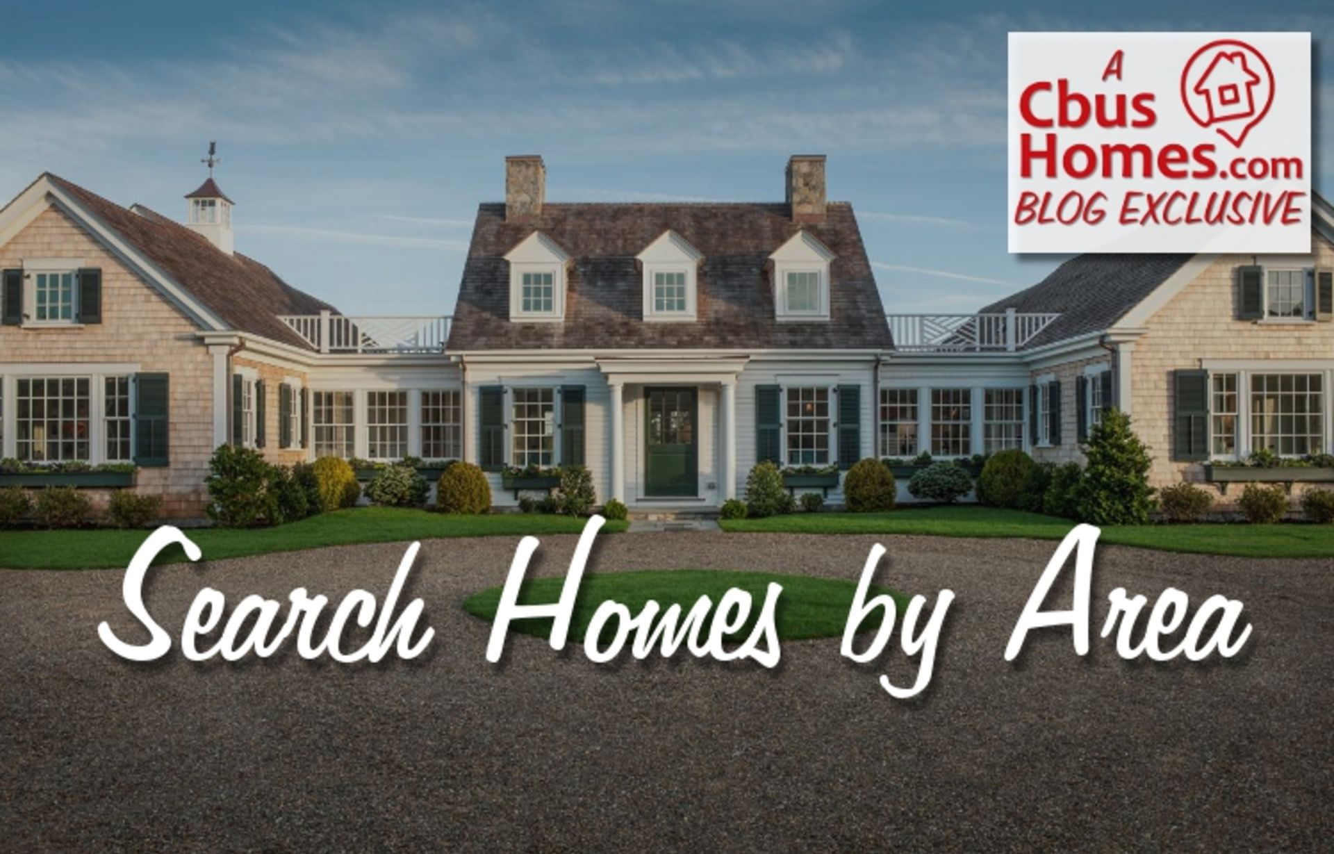 Making it Easy: Search Homes for Sale by Area
