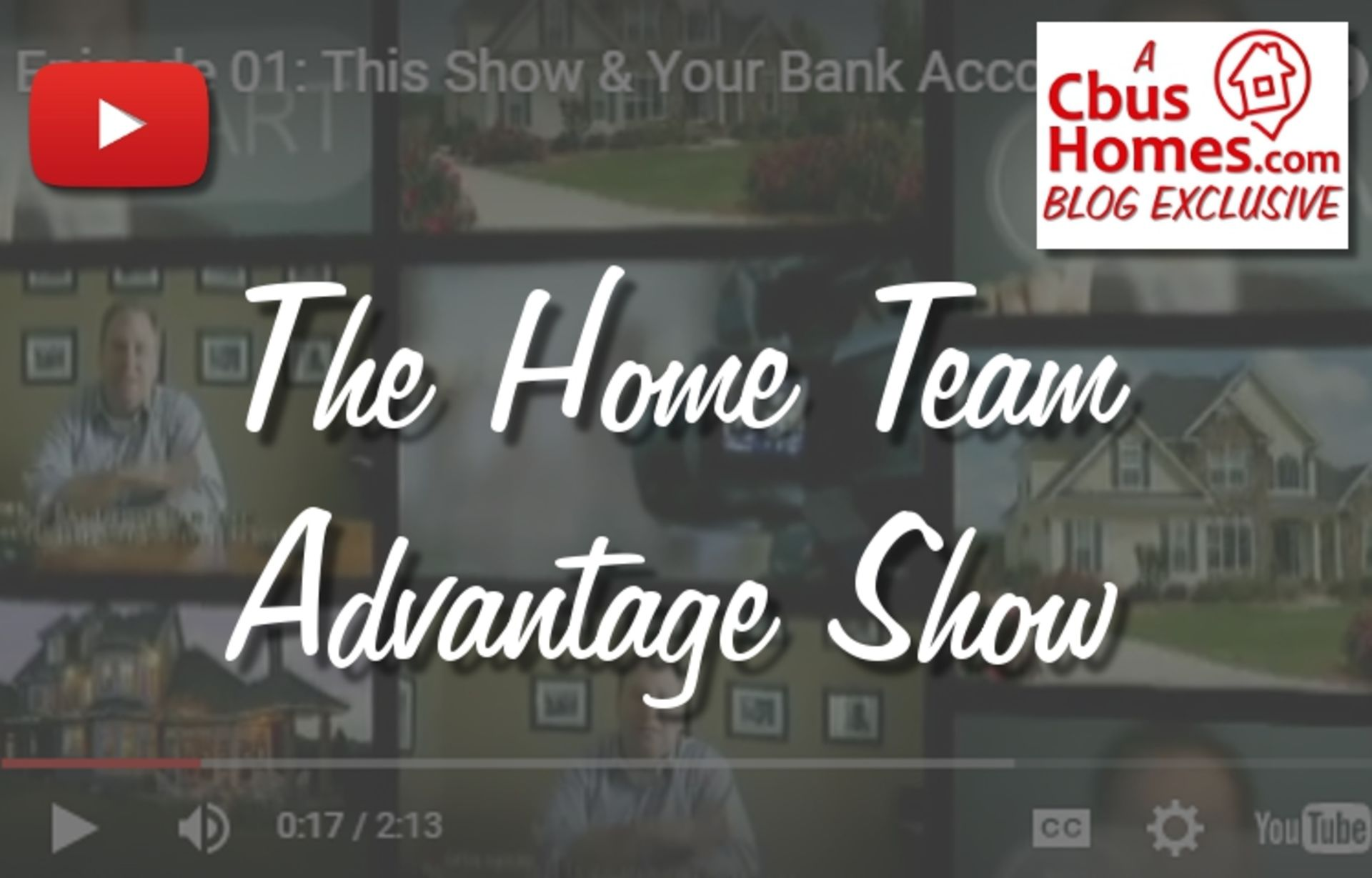 VIDEO: The Home Team Advantage Show