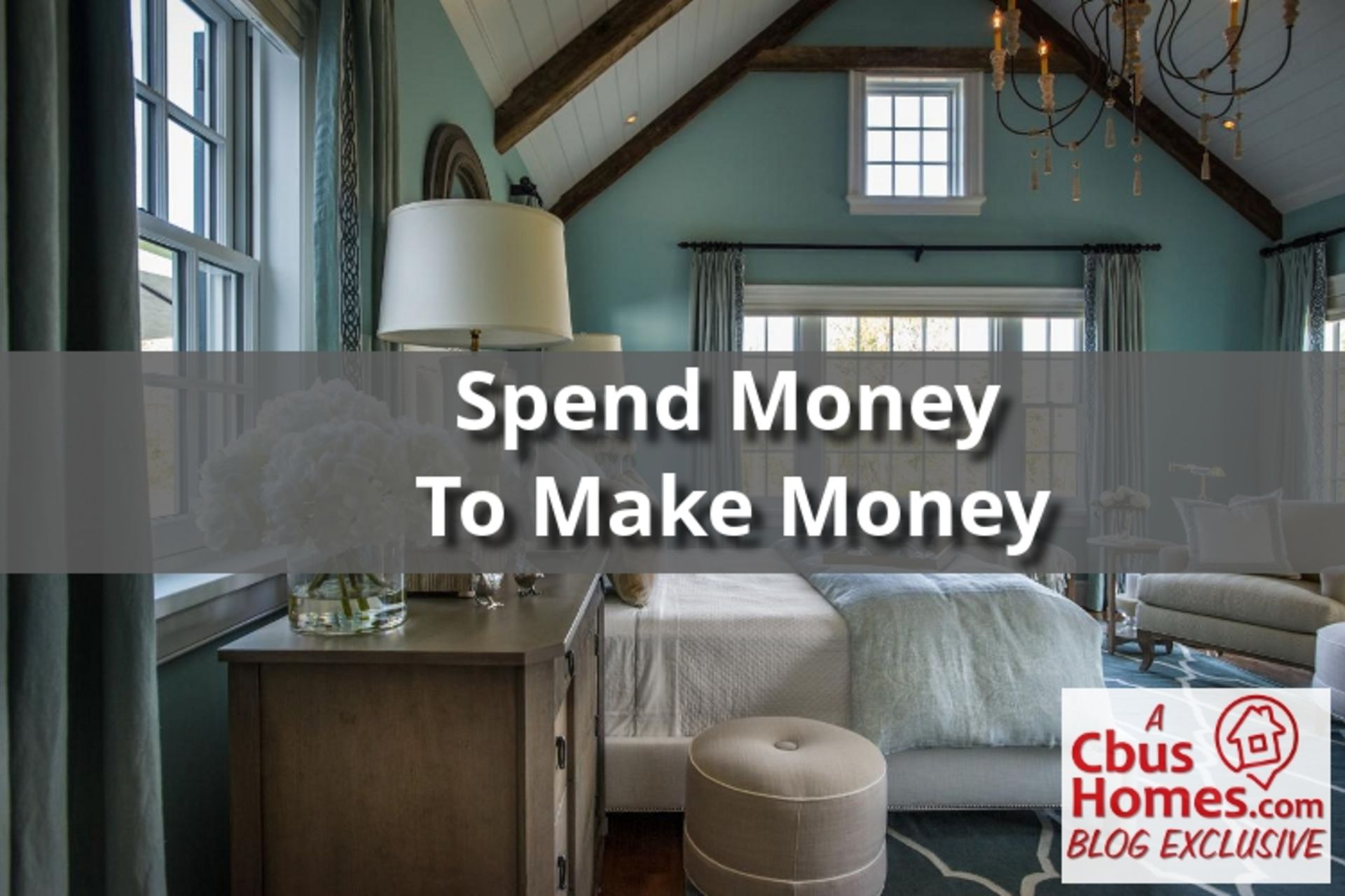 Selling Your House? Spend a Little Money to Make Money