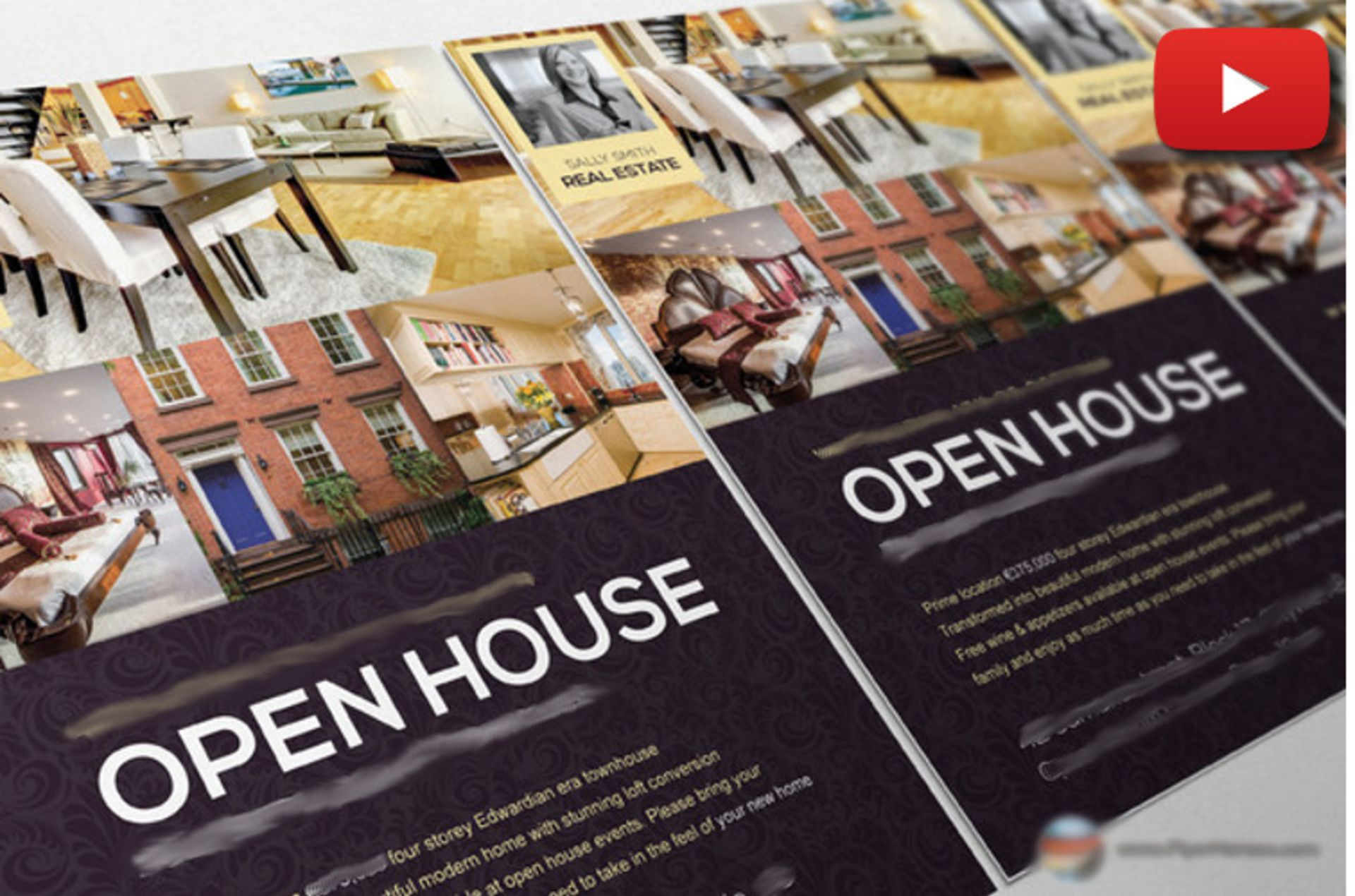 Don't Miss This Video Invite To Our Open House
