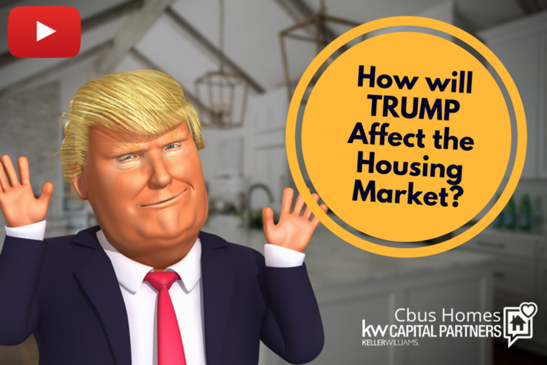 How will Trump Affect the 2017 Real Estate Market? | First Mondays