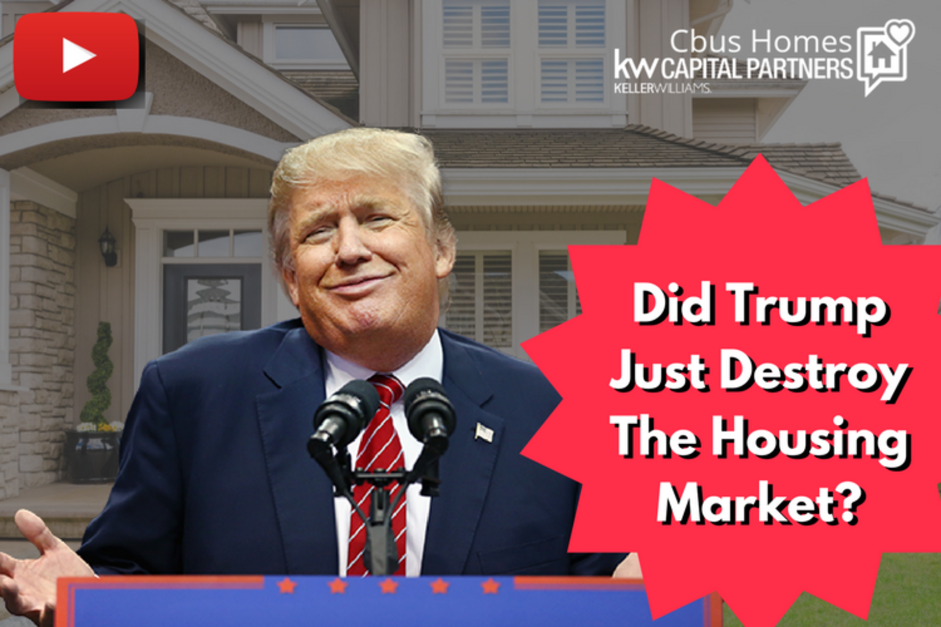 Did Donald Trump Destroy the Housing Market Already? The Truth…