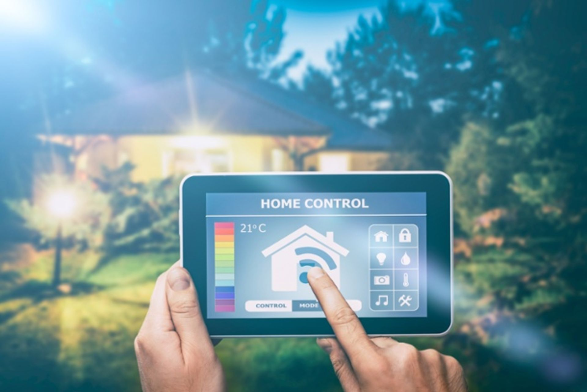 Smart Home Tech Is Here To Stay