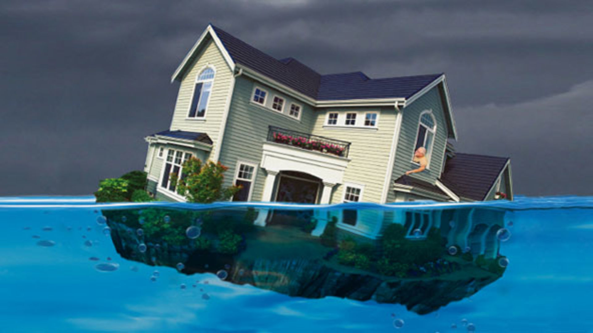 Underwater Homes reach 6 year low in Johnson County Kansas