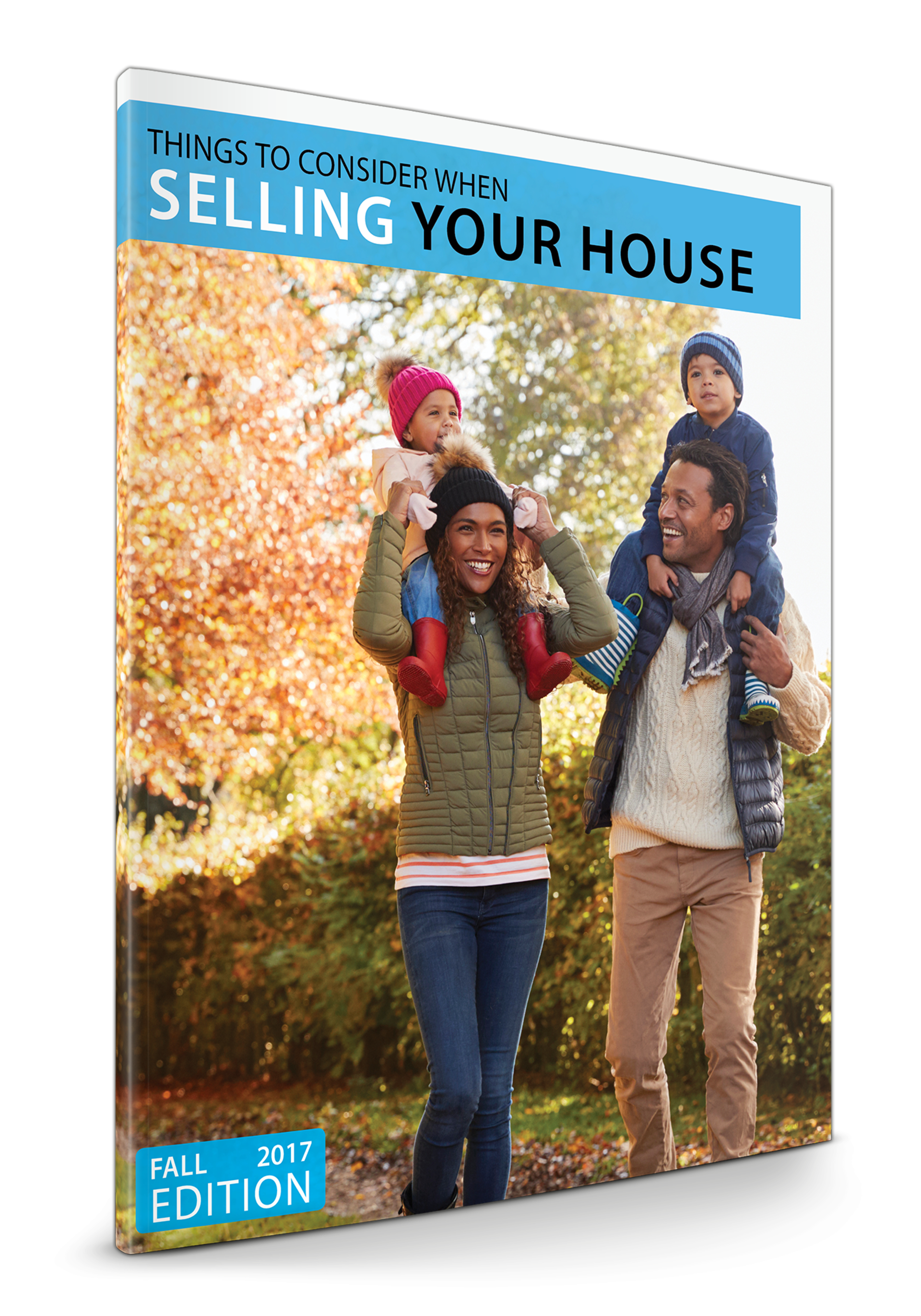 Mike Russell & Associates Fall 2017 Home Sellers Guide is Now Available