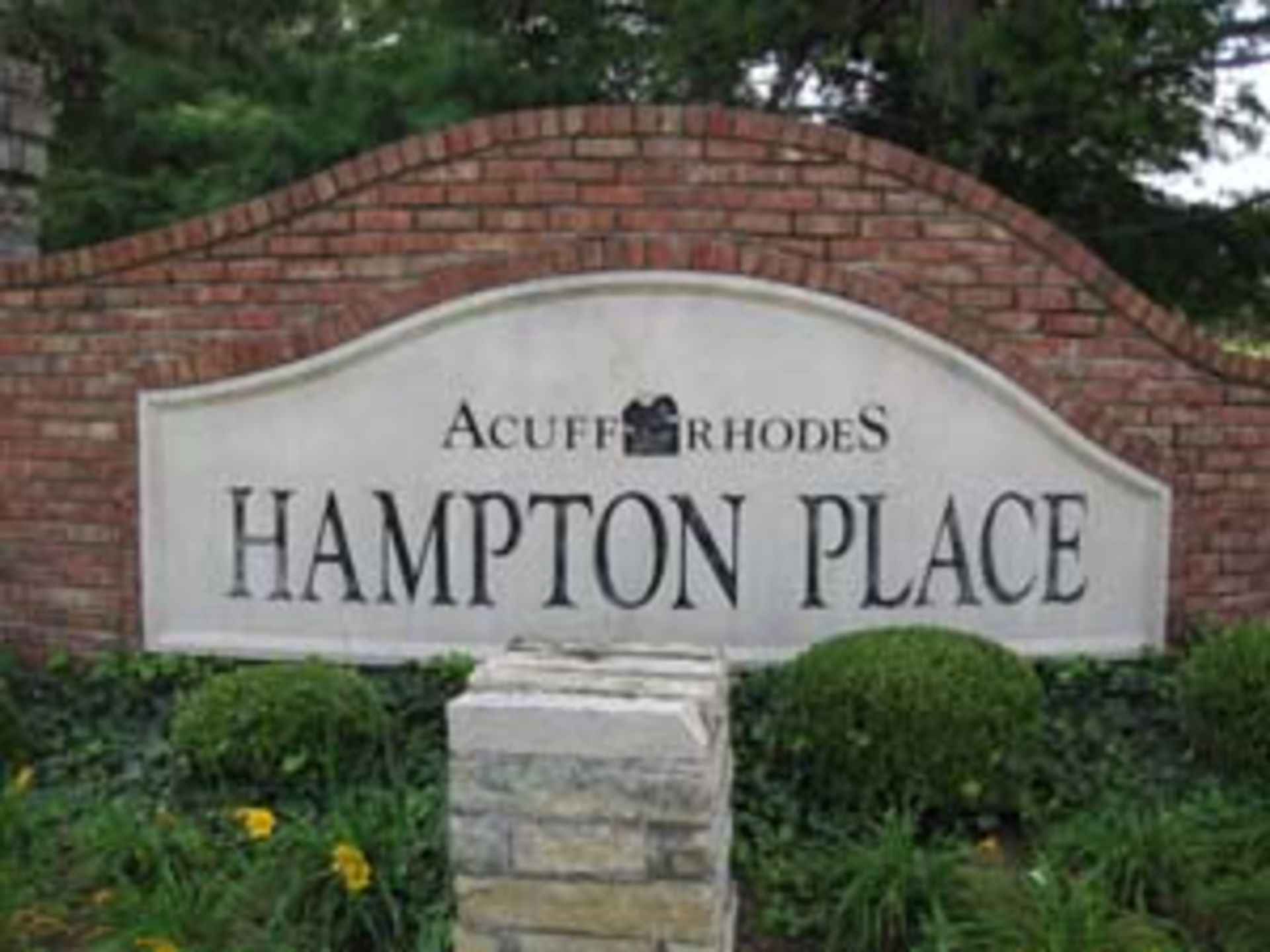 Sales Down, Prices Up for Hampton Place in 2017