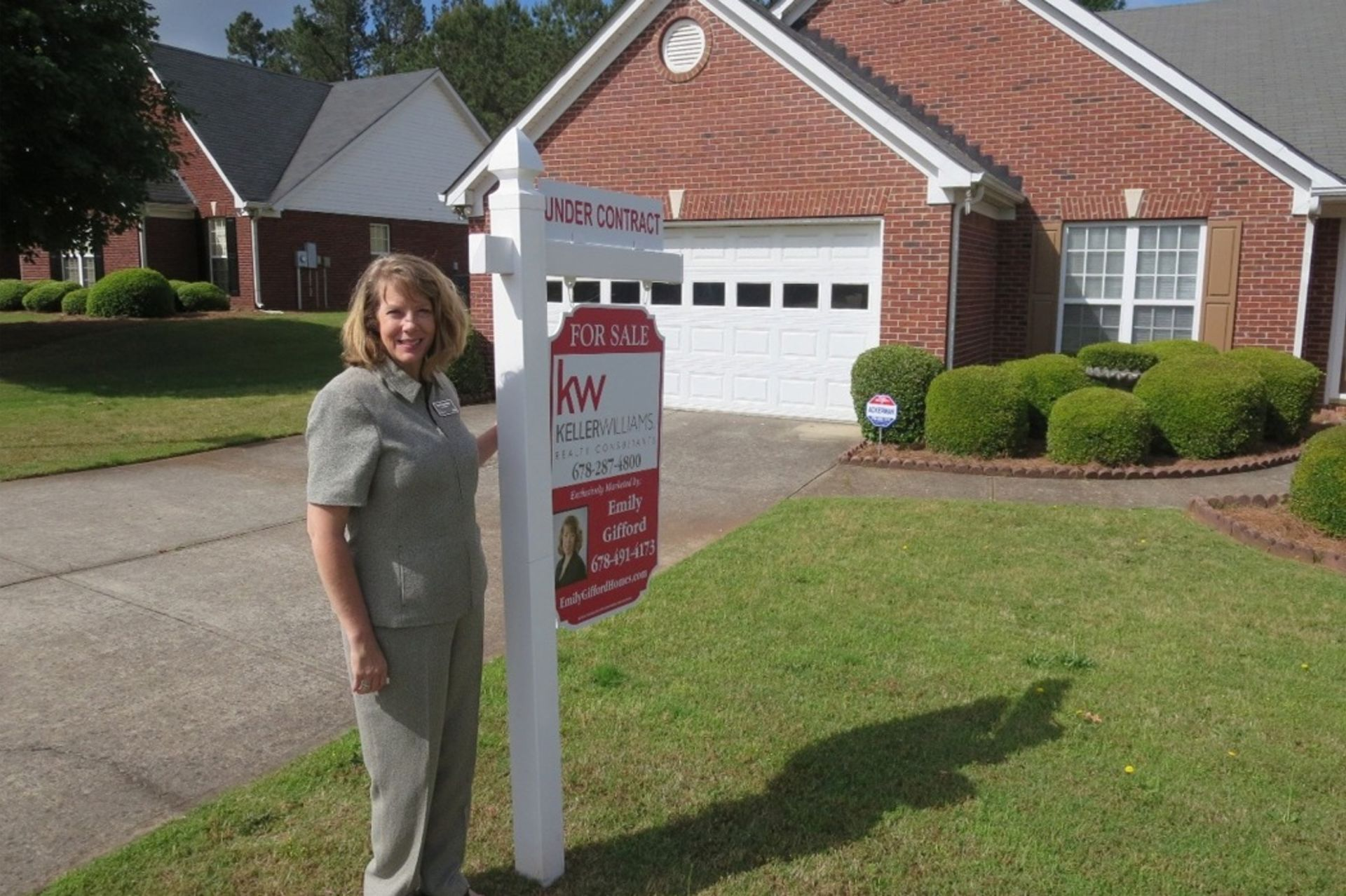 Home Sales are Great in Gwinnett!