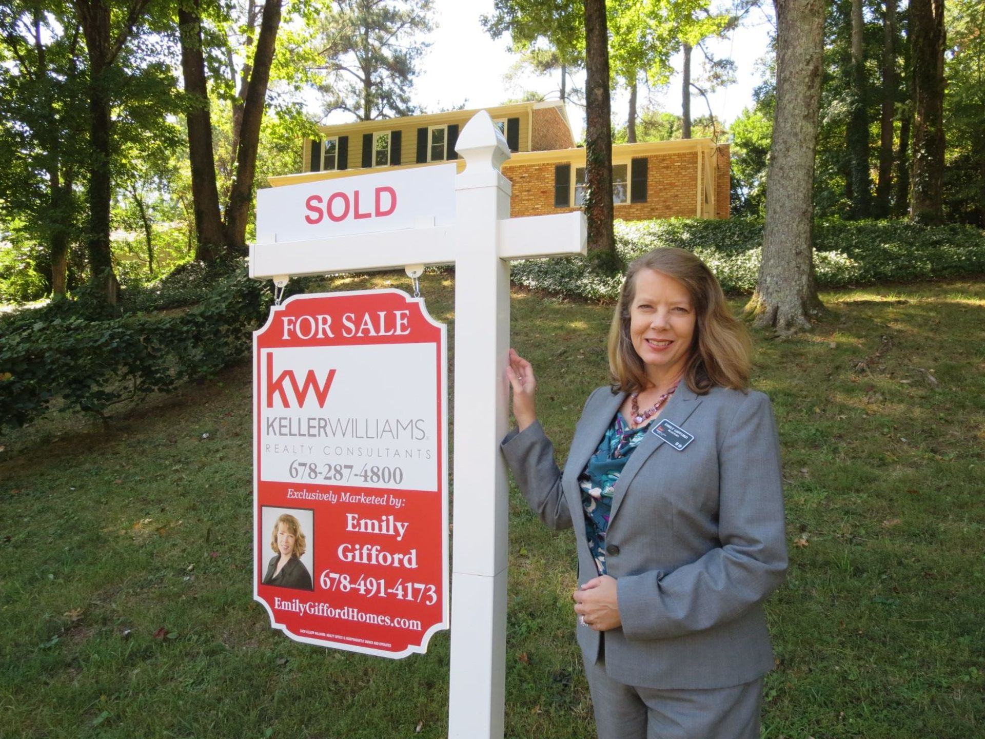 SOLD! – Sandy Springs