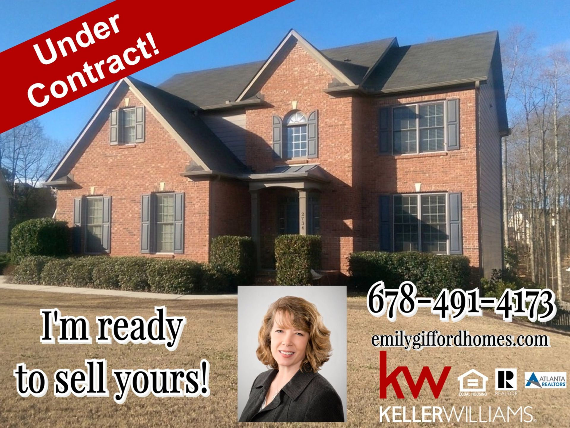 Under Contract! – Buford