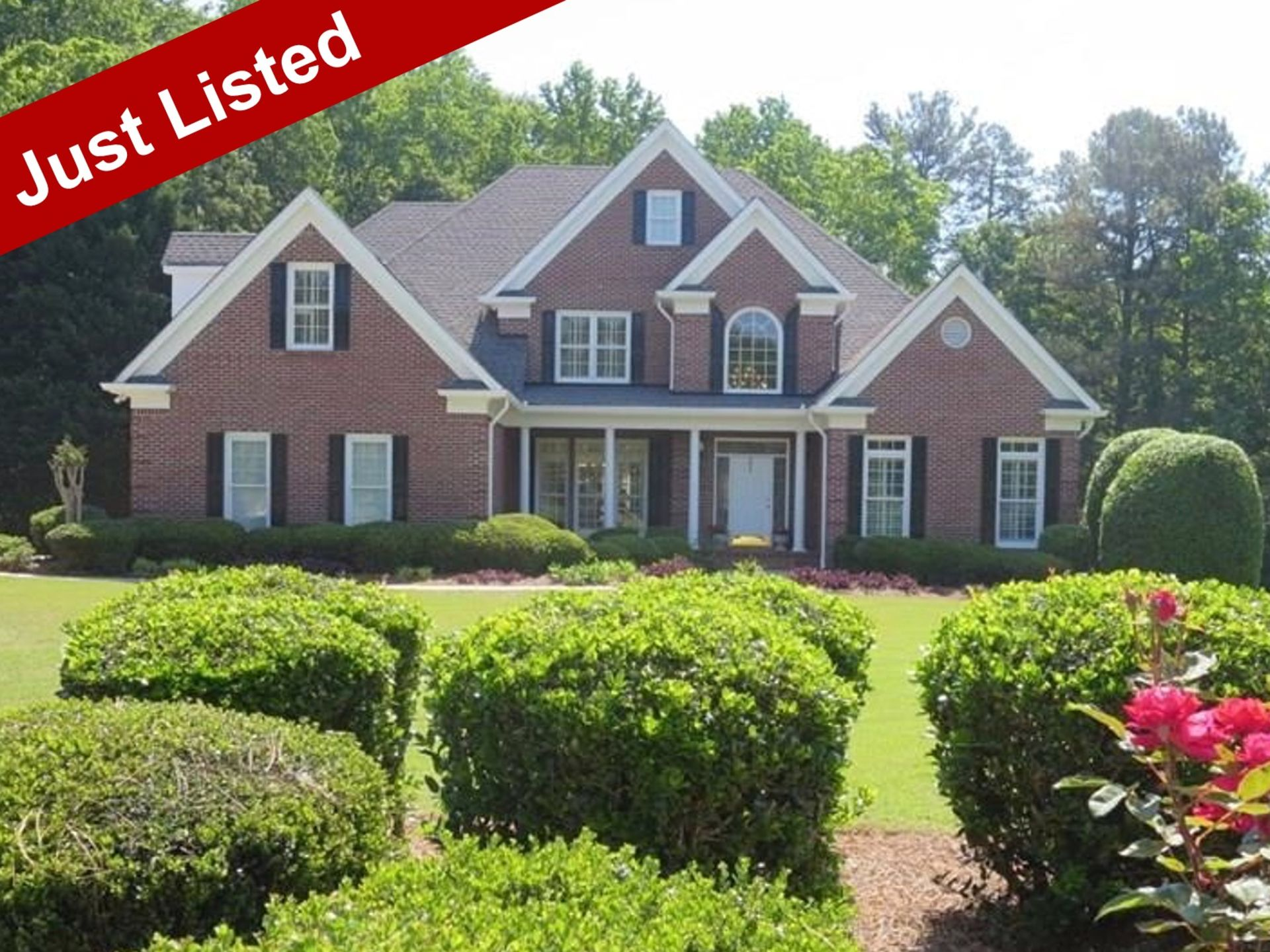 Luxurious Living in Buford's Ivy Plantation