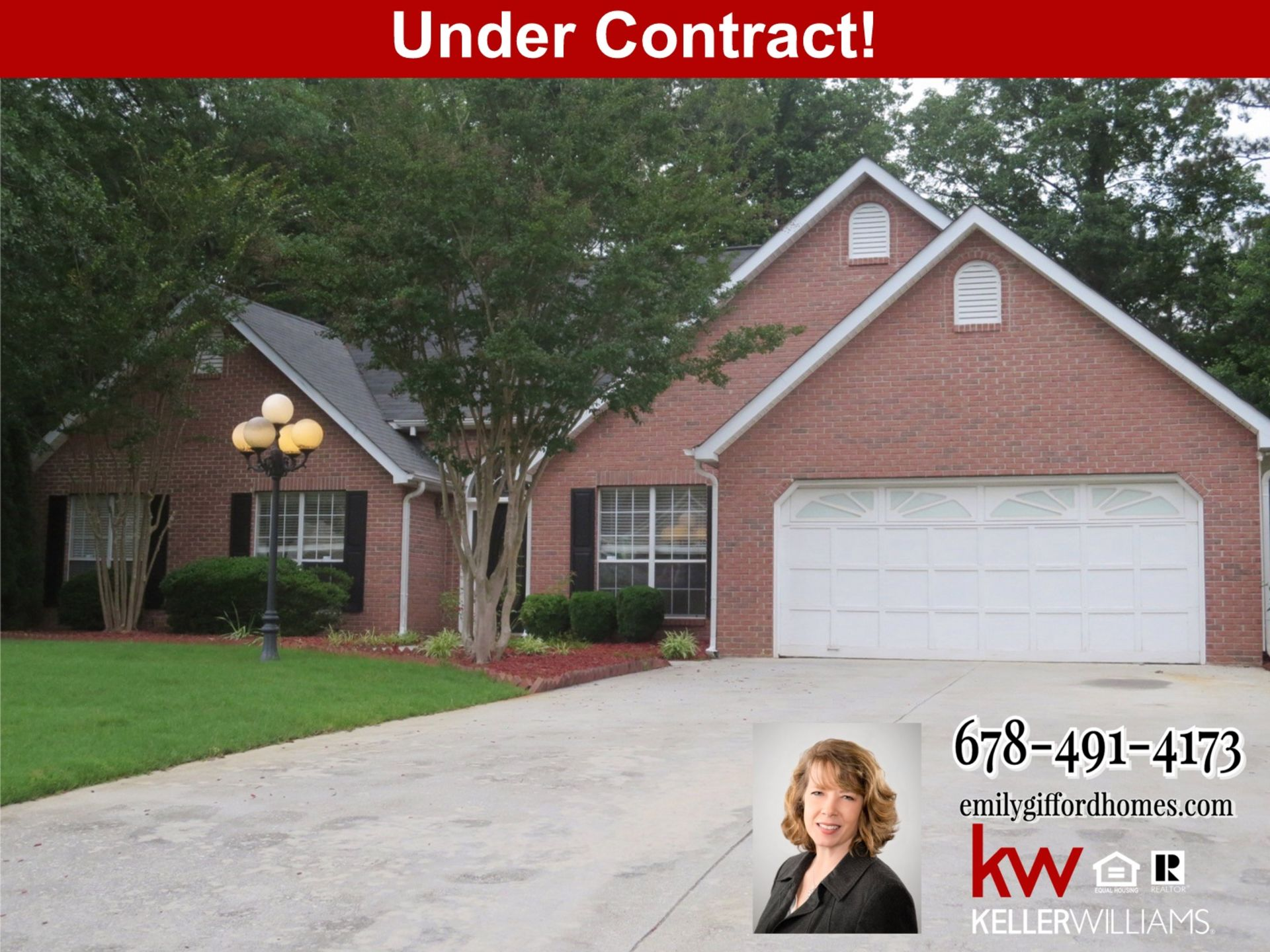 Under Contract in Buford