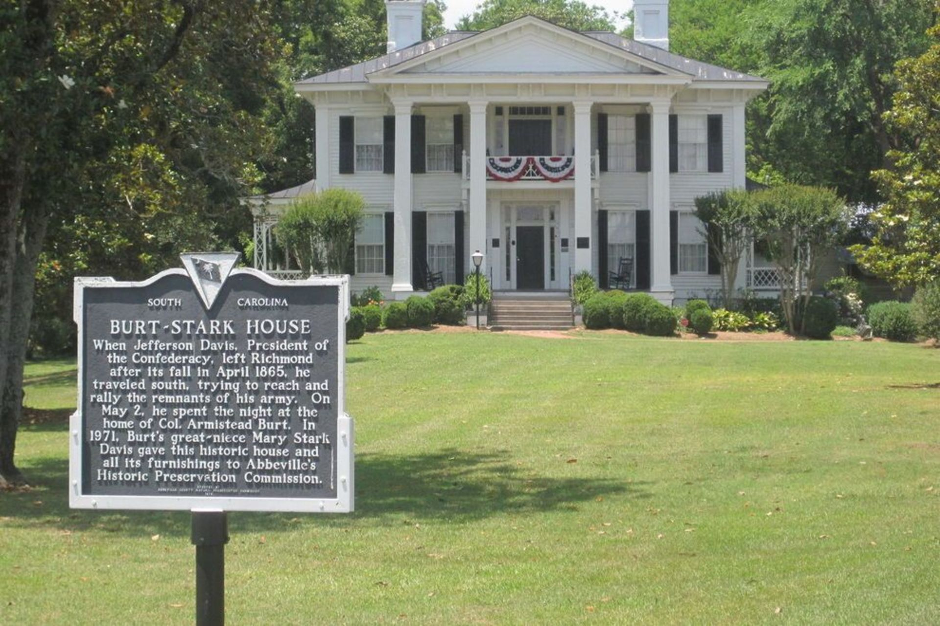 Vote Abbeville SC for Best Southern Small Town 2017