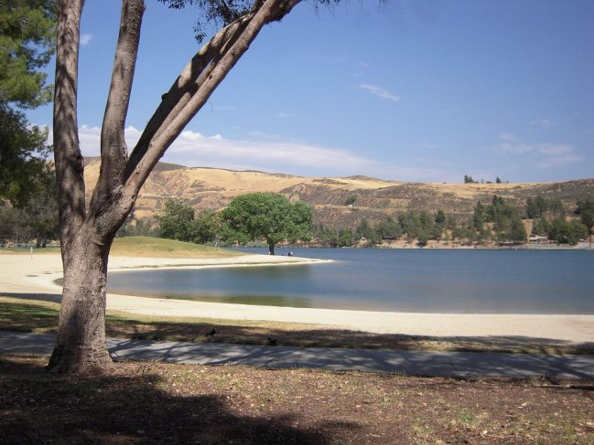 Castaic Prices Rising Faster Than the Lake's Waterline