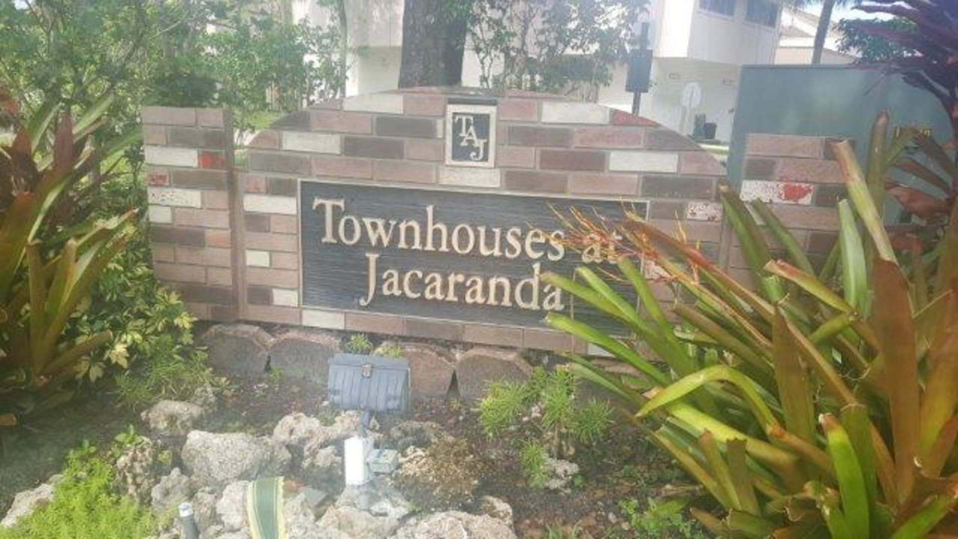 For Sale Townhouses at Jacaranda 8187 NW 8th Mnr #7, Plantation, FL