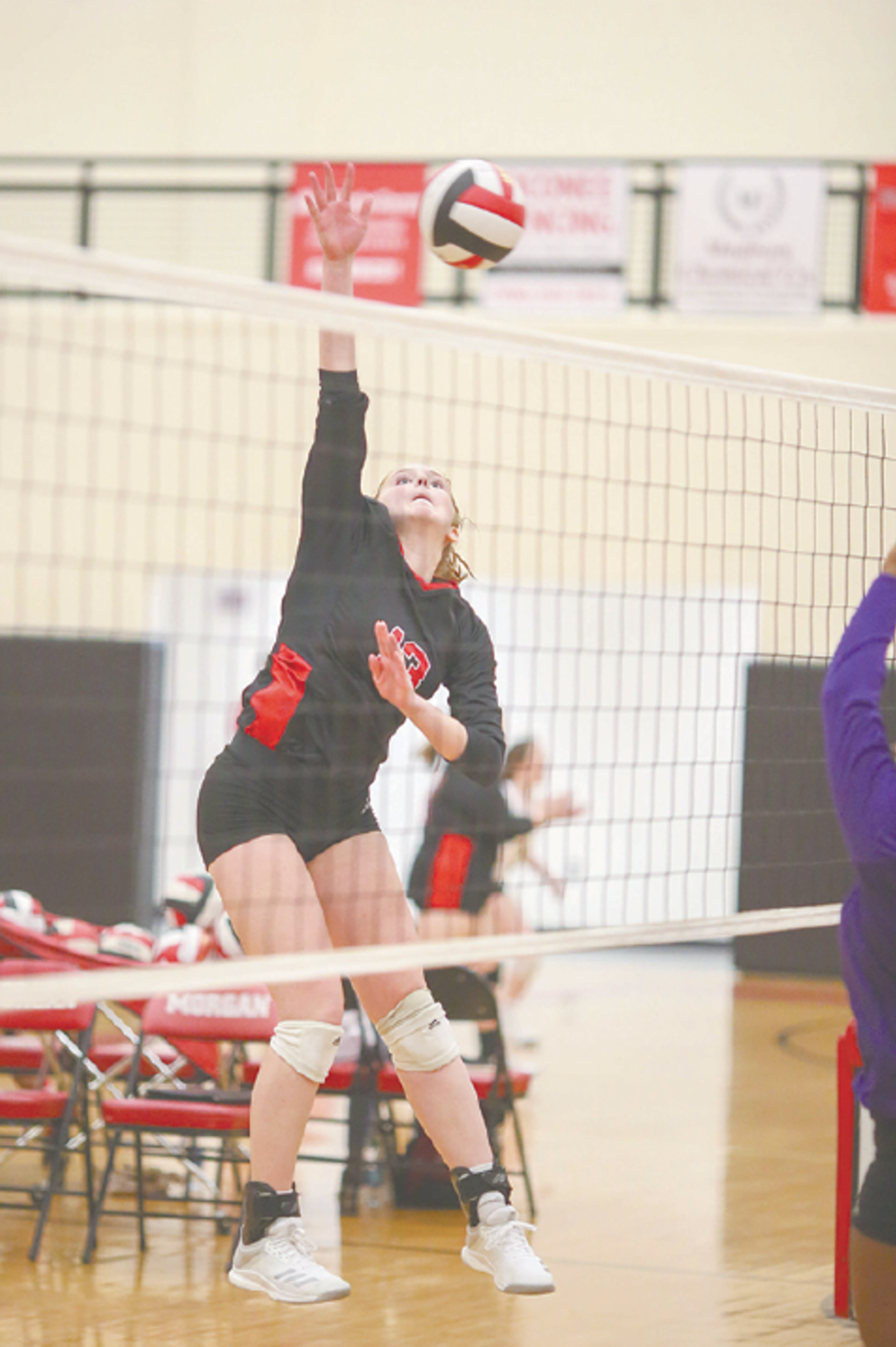 Spikers take down Jefferson to remain number one in 8-AAA