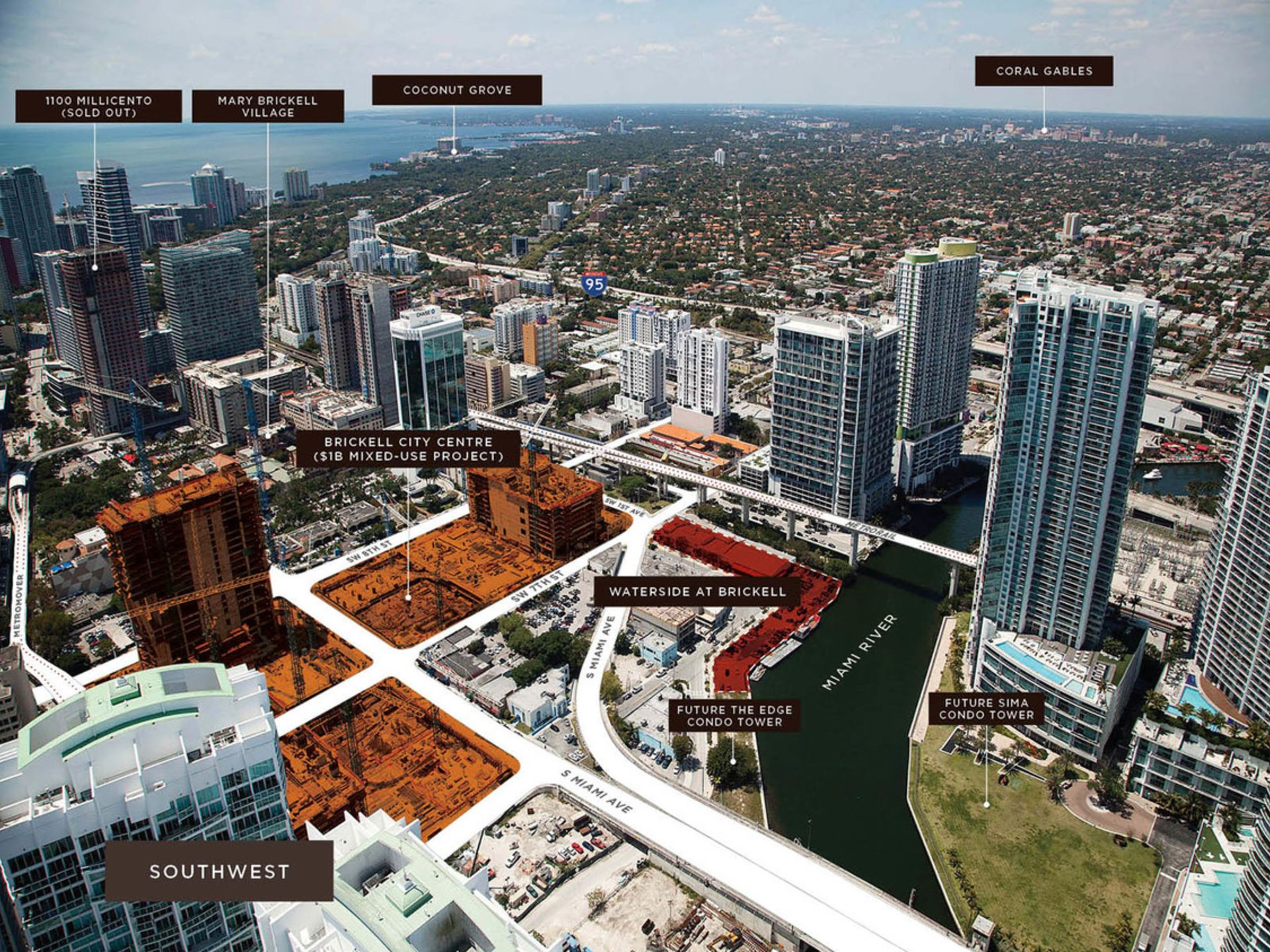 Groups to Sell Two Acres Along Revitalized Miami River