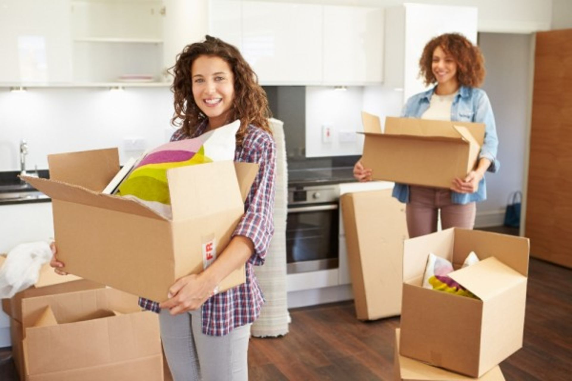 Priority Tasks For Moving In