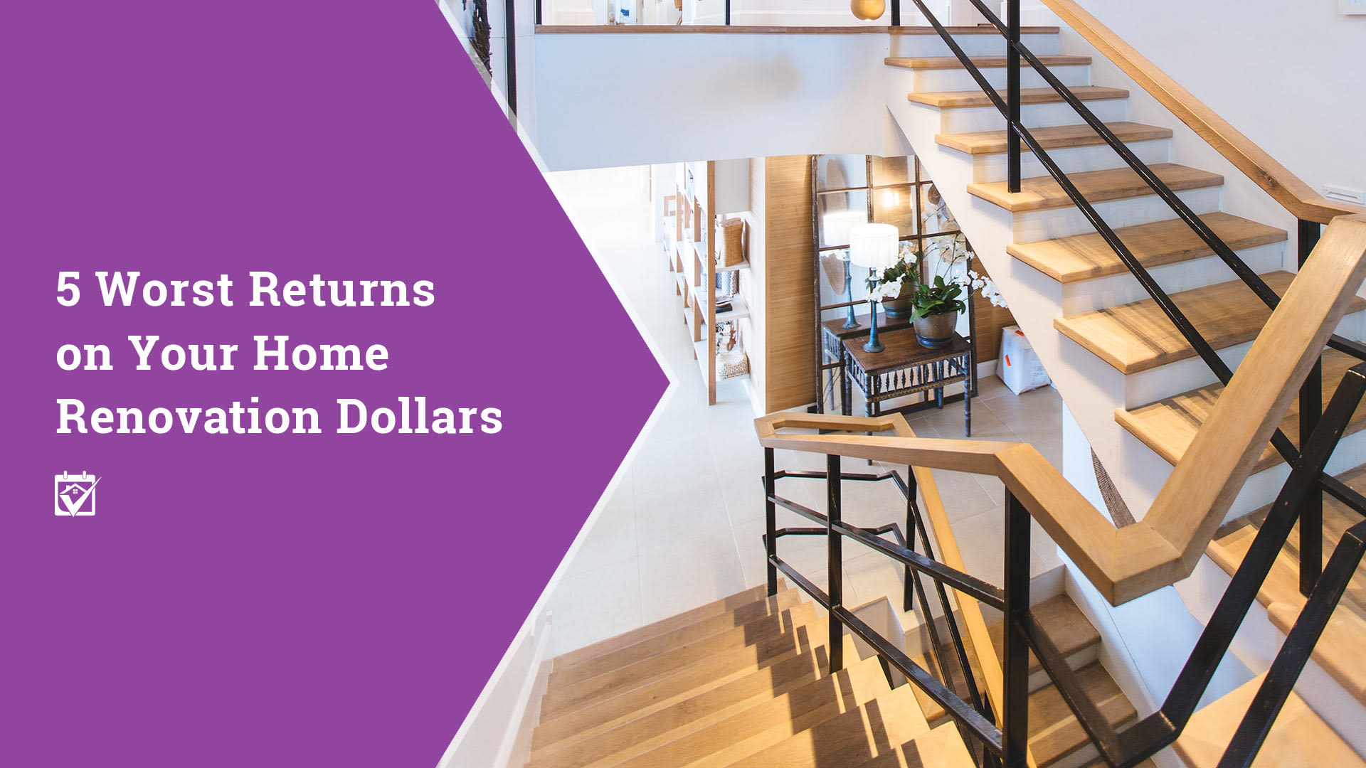 5 Worst Returns on Your Home Renovation Dollars