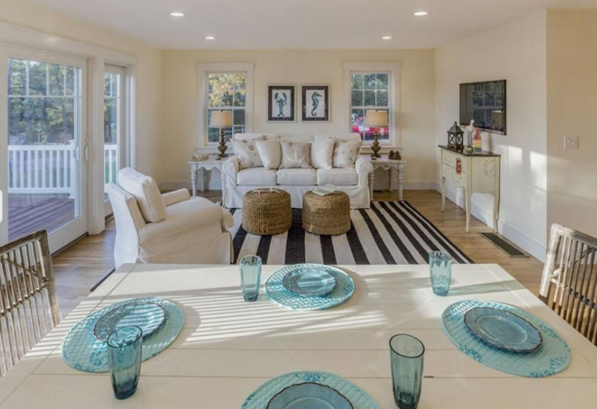 PLYMOUTH HOME-STAGING FIRM & STORE SETS CELEBRATION