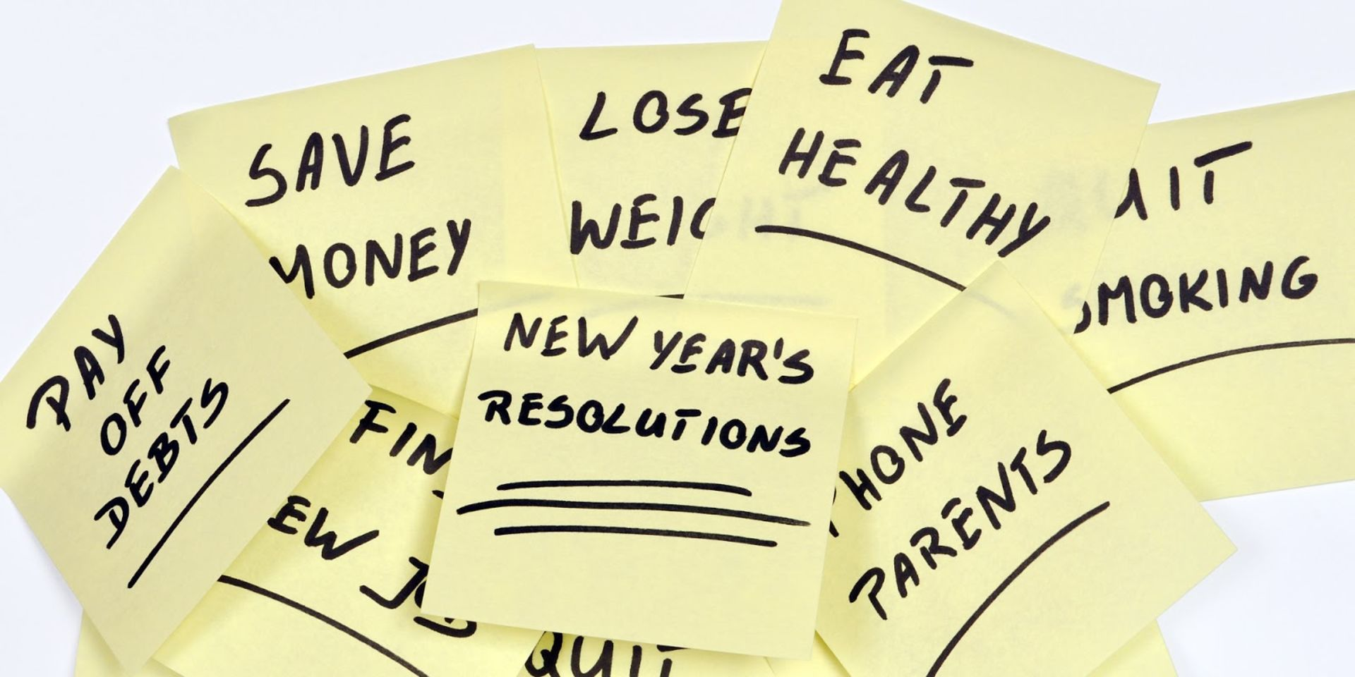 New Years' Resolutions