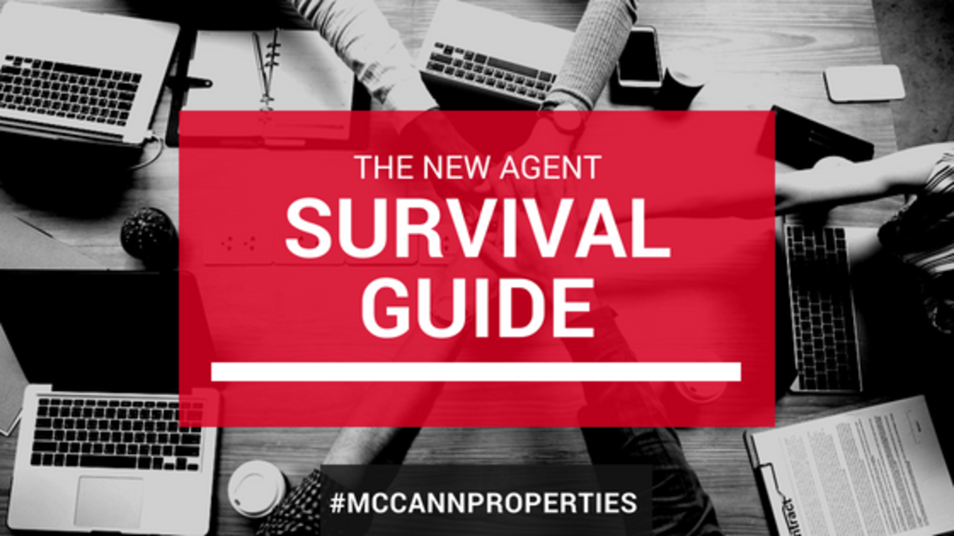 New Agent Survival Guide