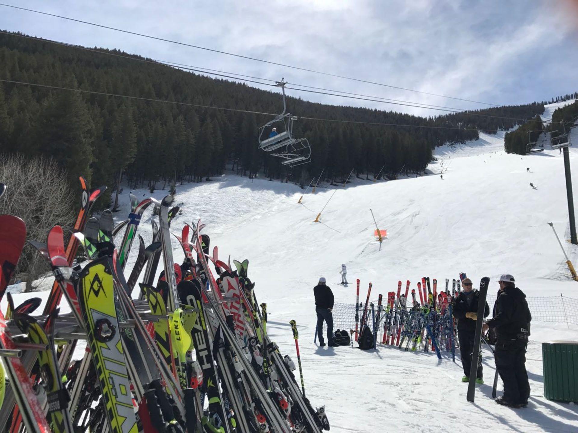 Western Regional FIS Races this weekend