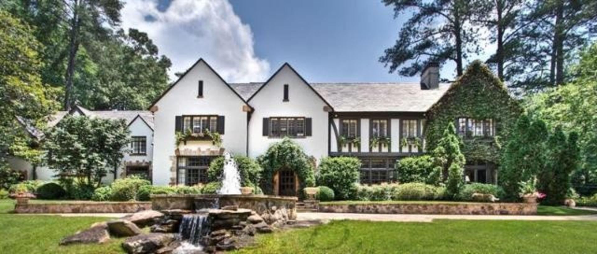 5 Gorgeous Historic Homes on the Atlanta Market Right Now!