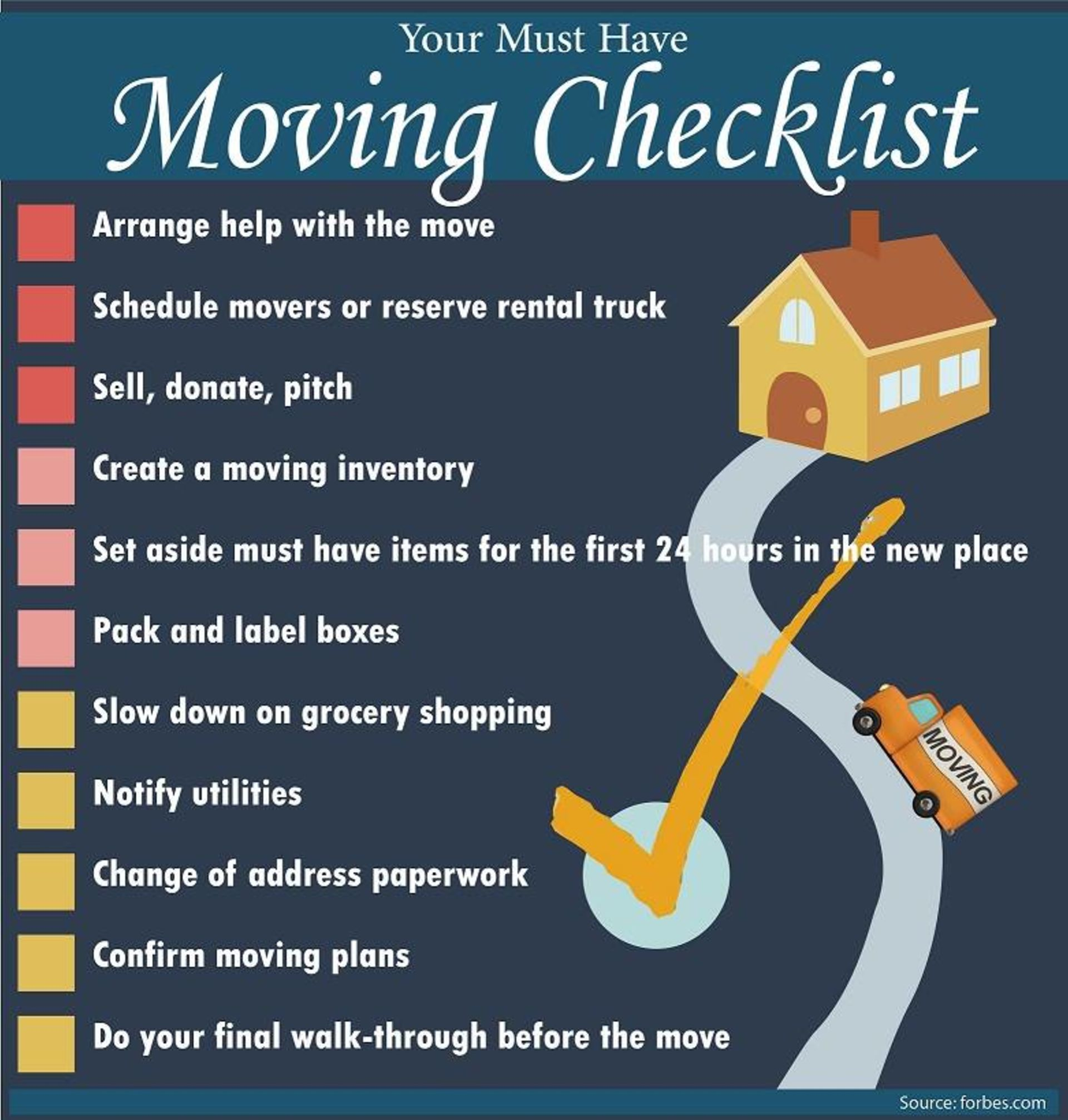 Getting ready for a big move?