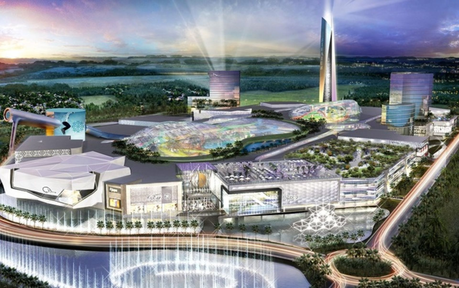 Shopping and Entertainment Mecca in South Florida Nearing Final Approvals