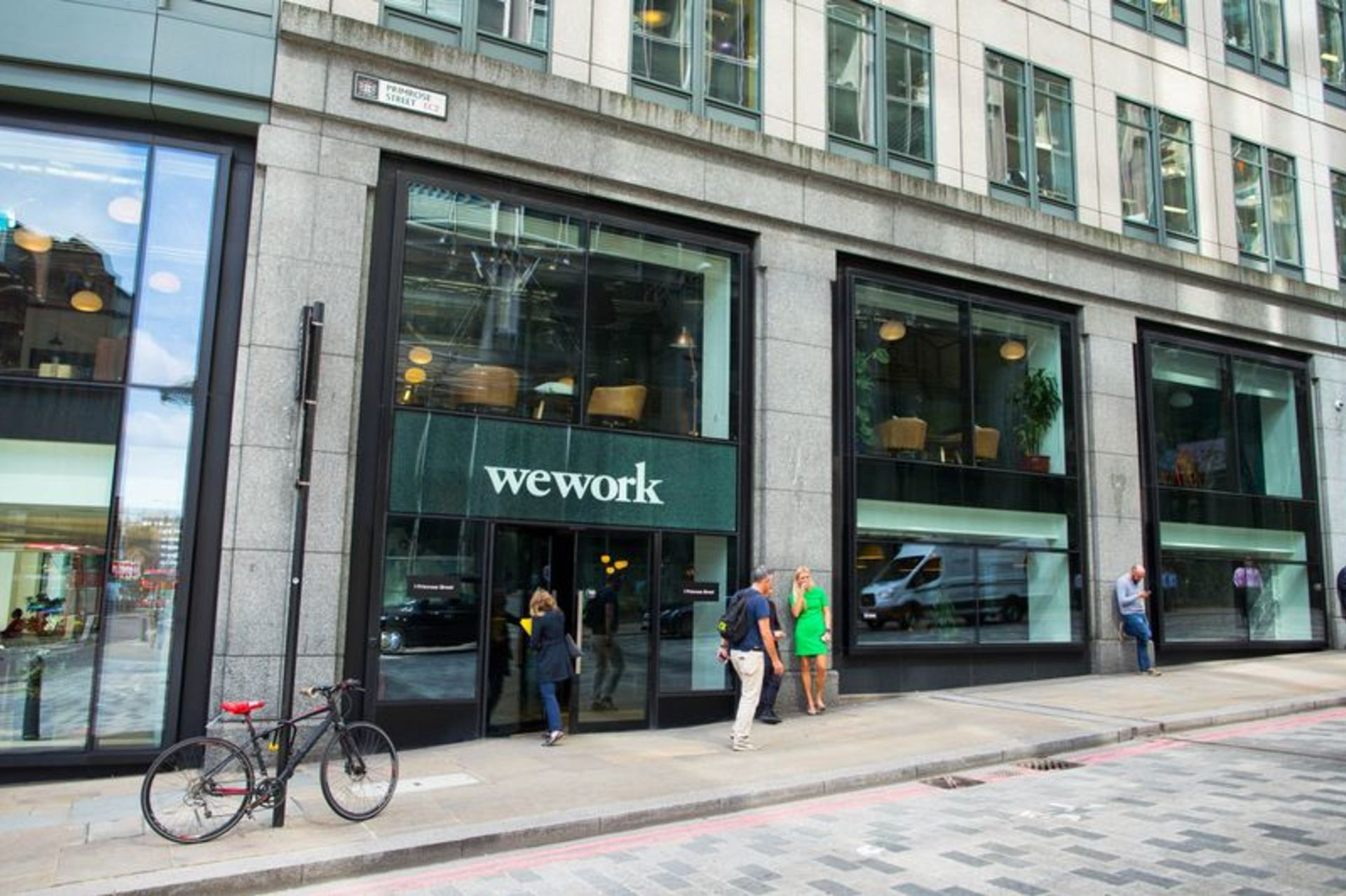 WeWork Bond Prices Continue to Fall